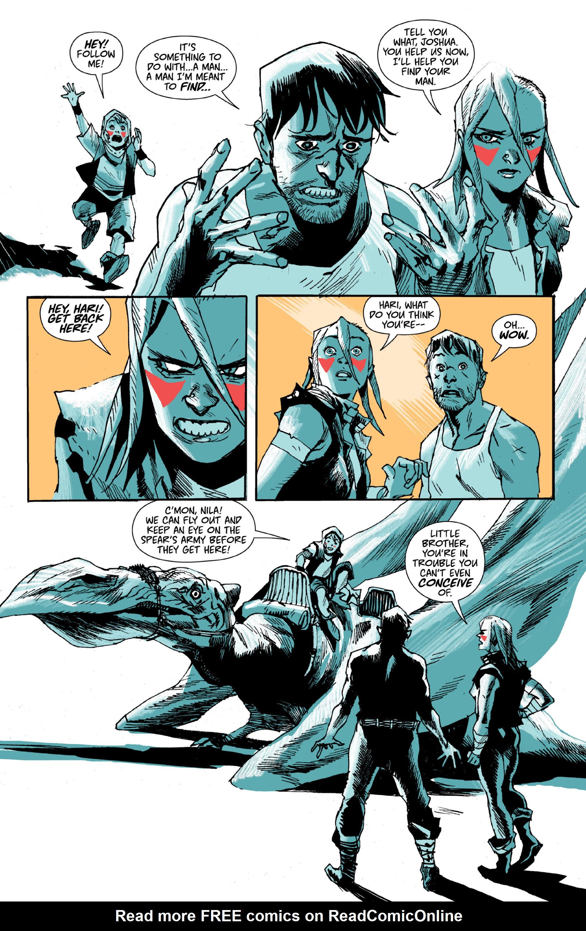 Read online Ei8ht comic -  Issue # TPB - 64