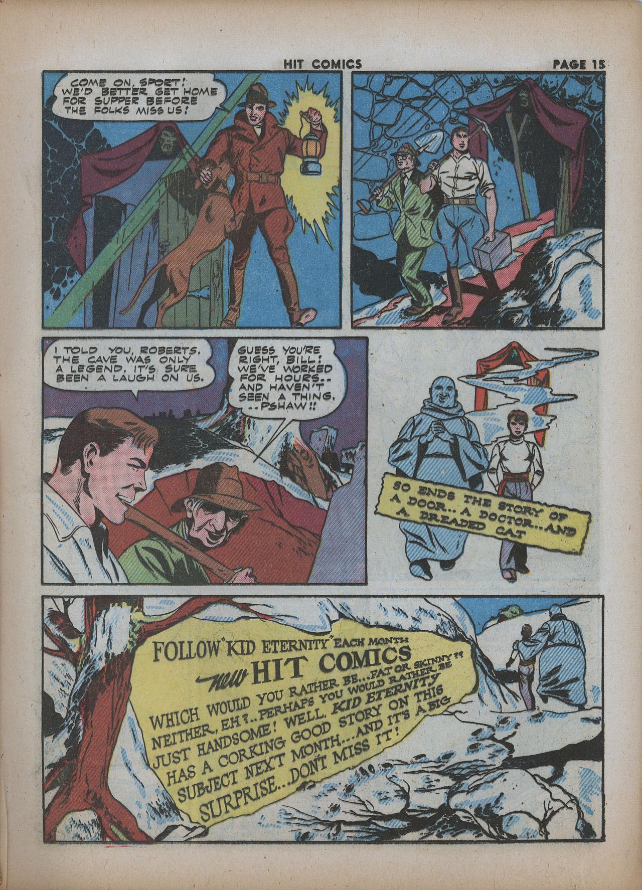 Read online Hit Comics comic -  Issue #26 - 17