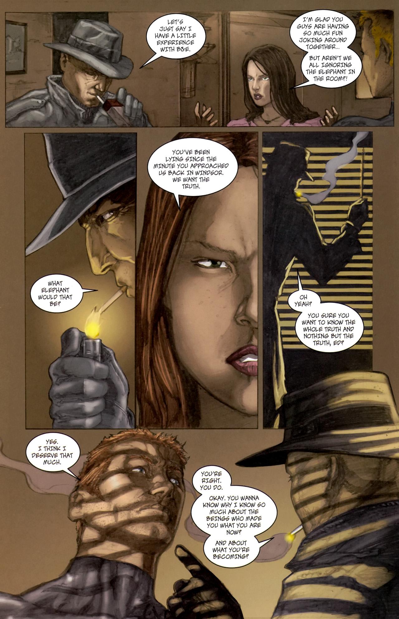 Read online Phoenix comic -  Issue #3 - 17