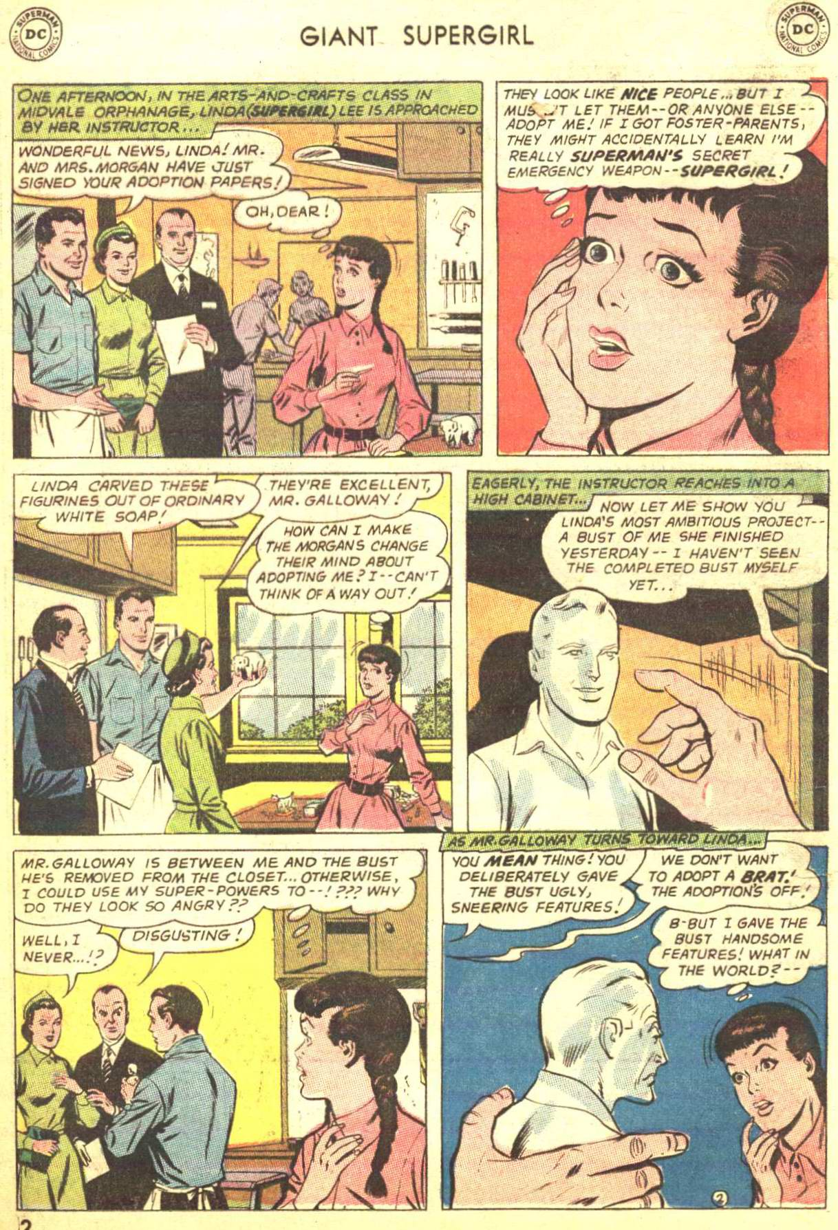 Read online Action Comics (1938) comic -  Issue #373 - 3