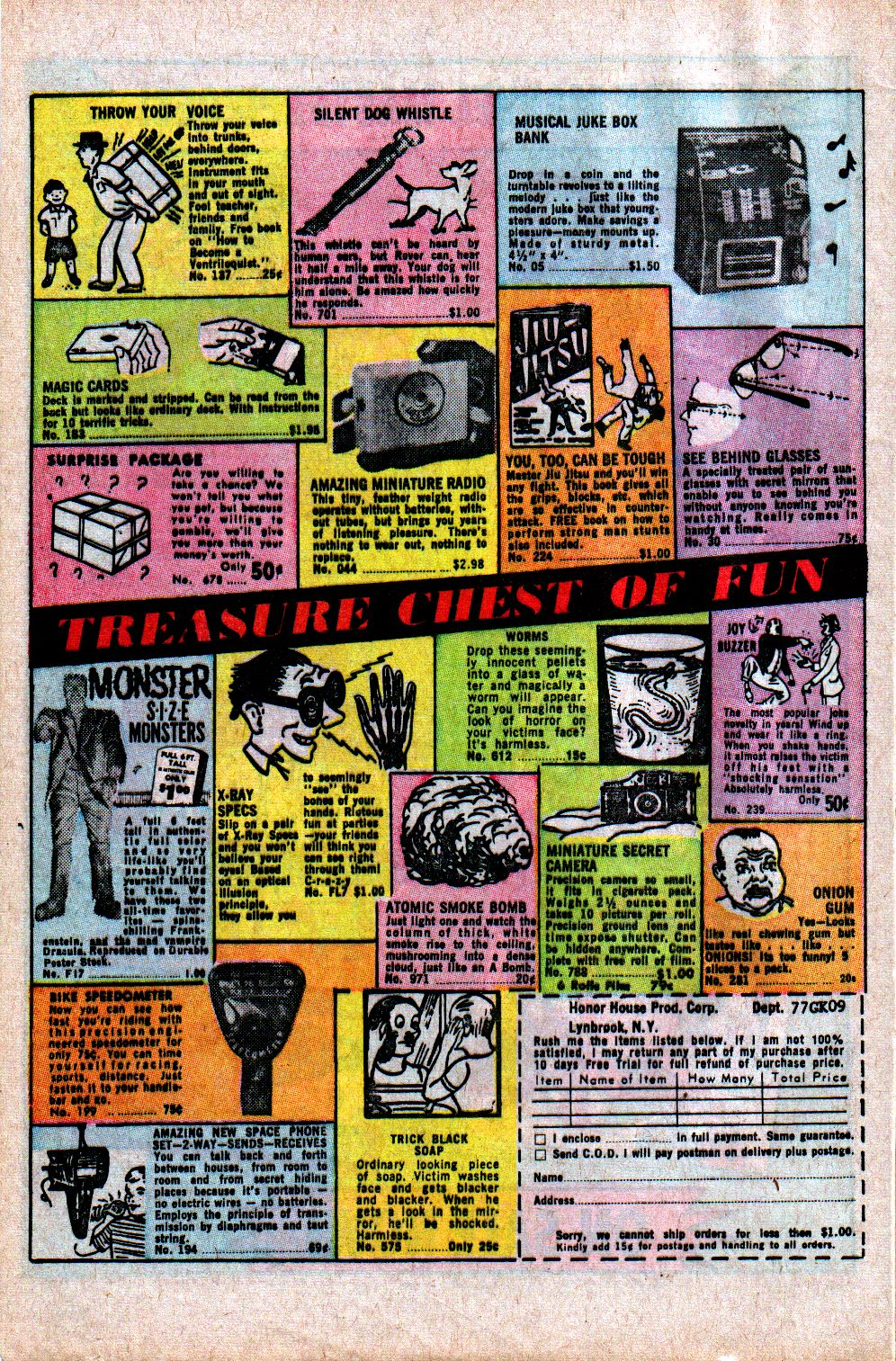Read online Sgt. Fury comic -  Issue #21 - 8