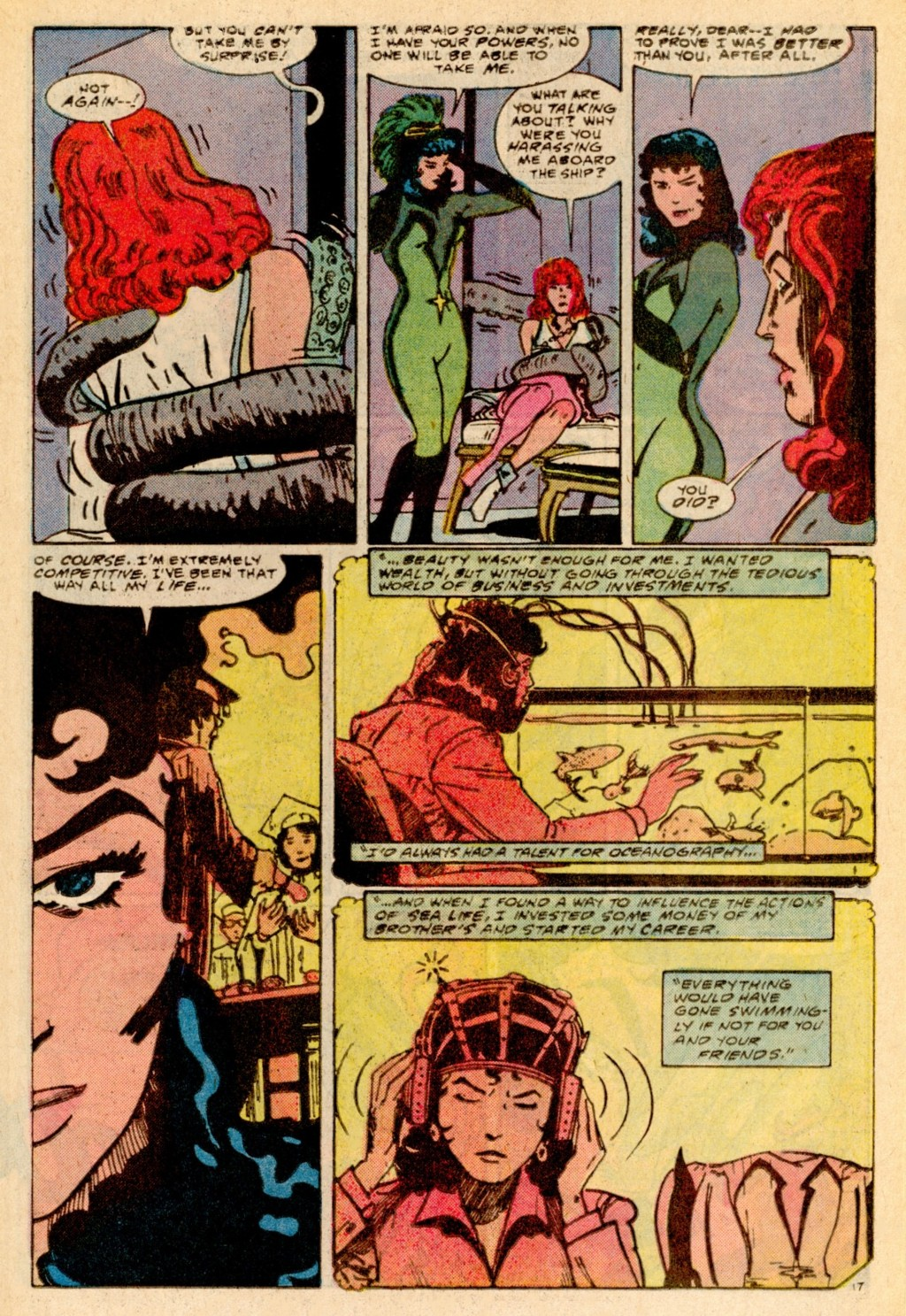 Read online Adventures of the Outsiders comic -  Issue #37 - 18