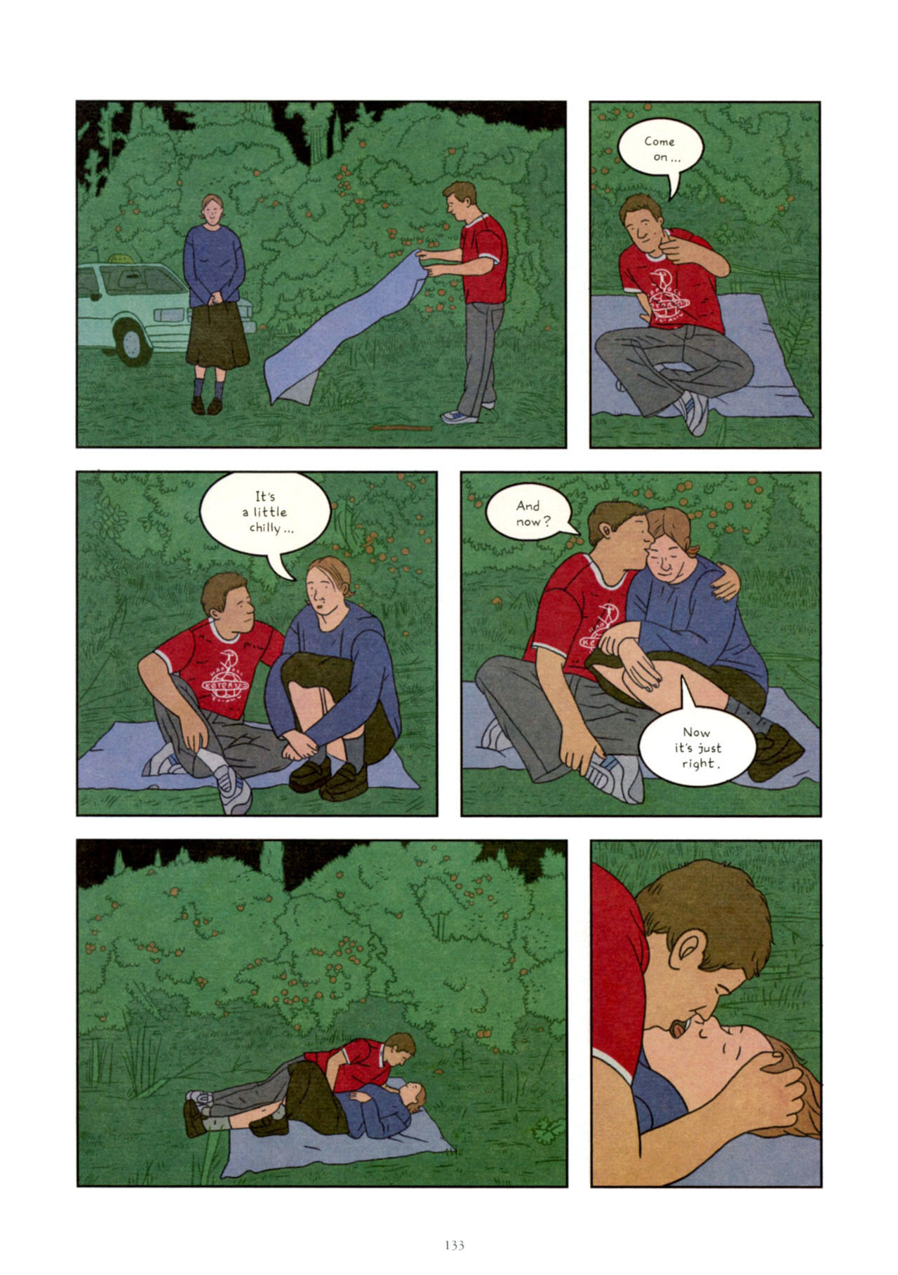 Read online Exit Wounds comic -  Issue # TPB - 133