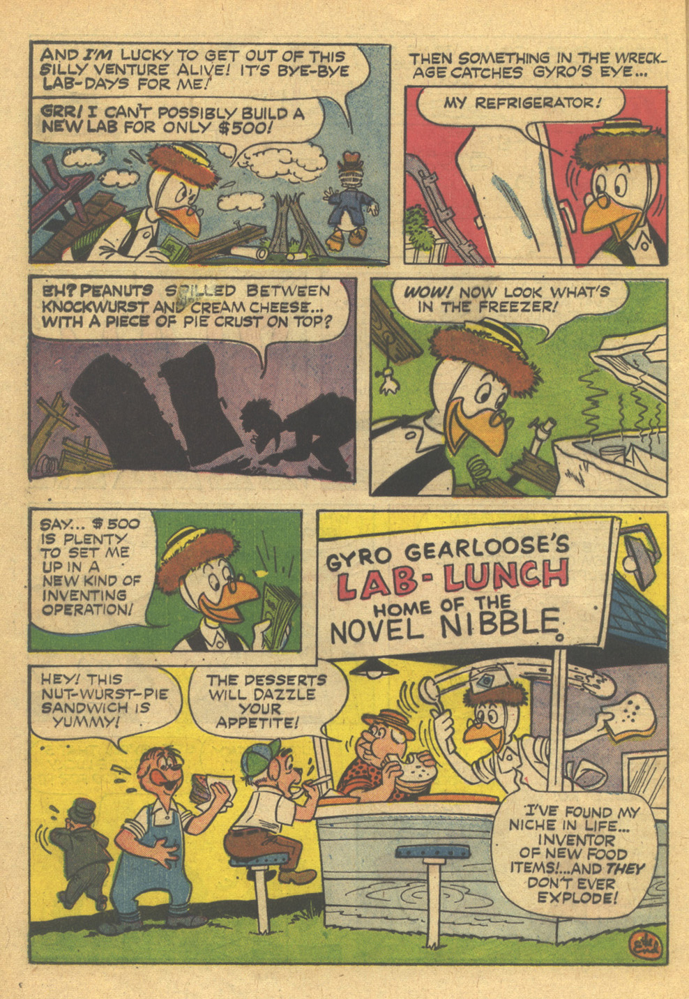 Read online Uncle Scrooge (1953) comic -  Issue #77 - 19