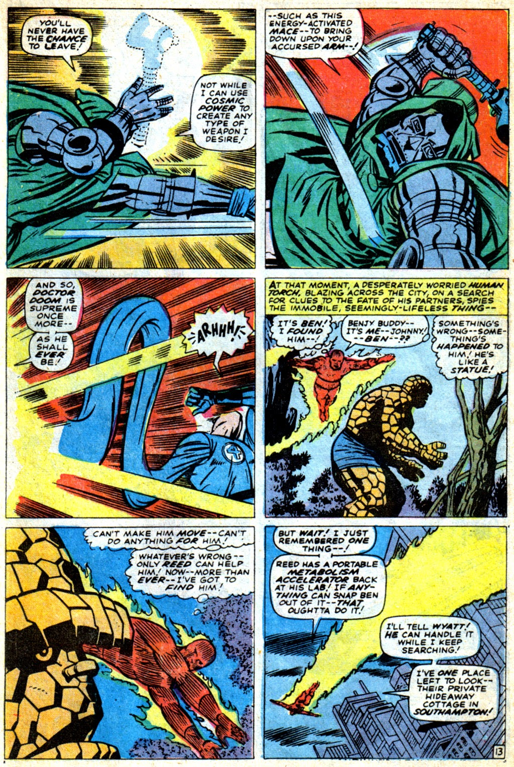Marvel Triple Action (1972) issue 2 - Page 14
