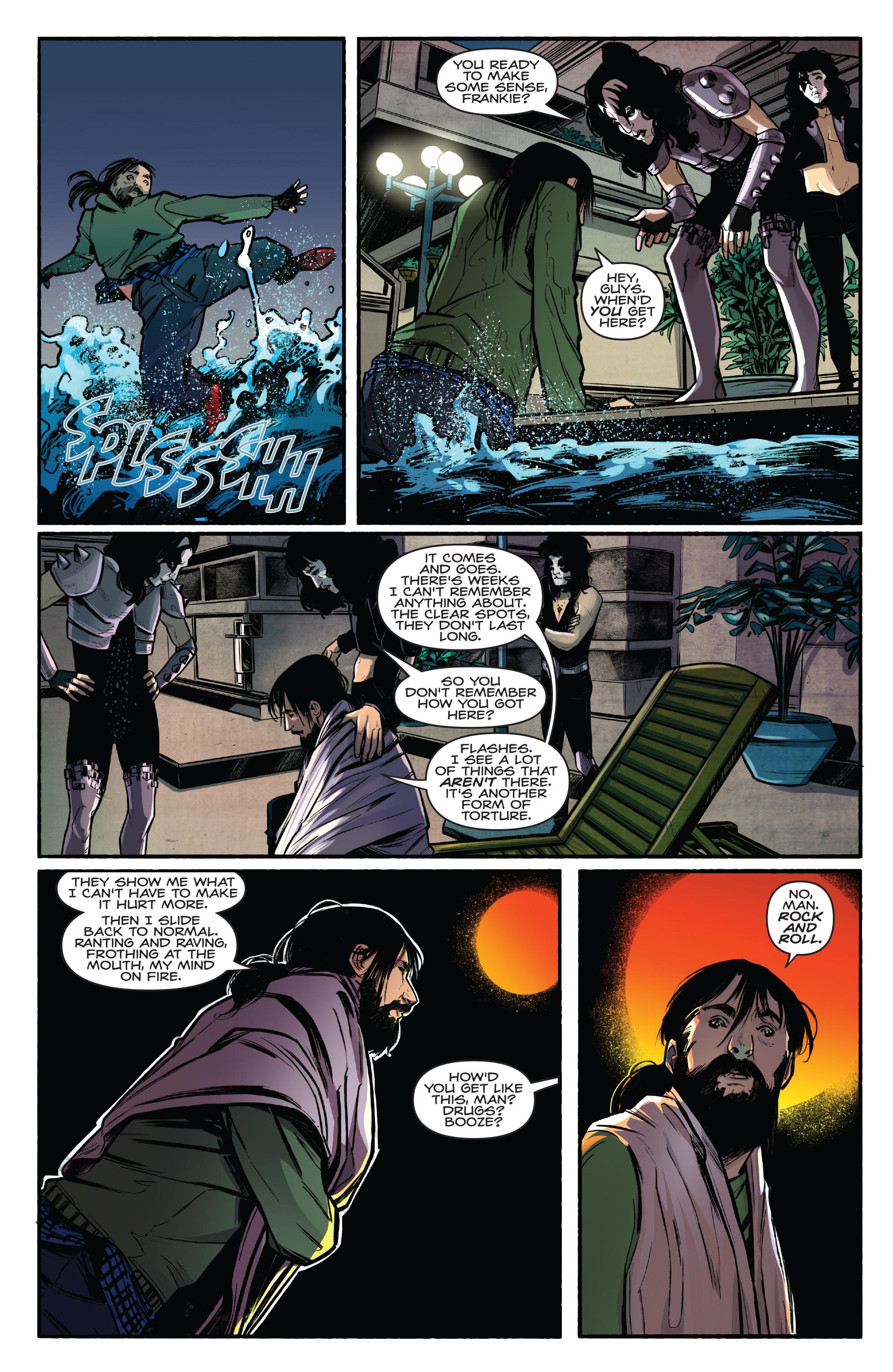 Read online Kiss/Vampirella comic -  Issue #1 - 25