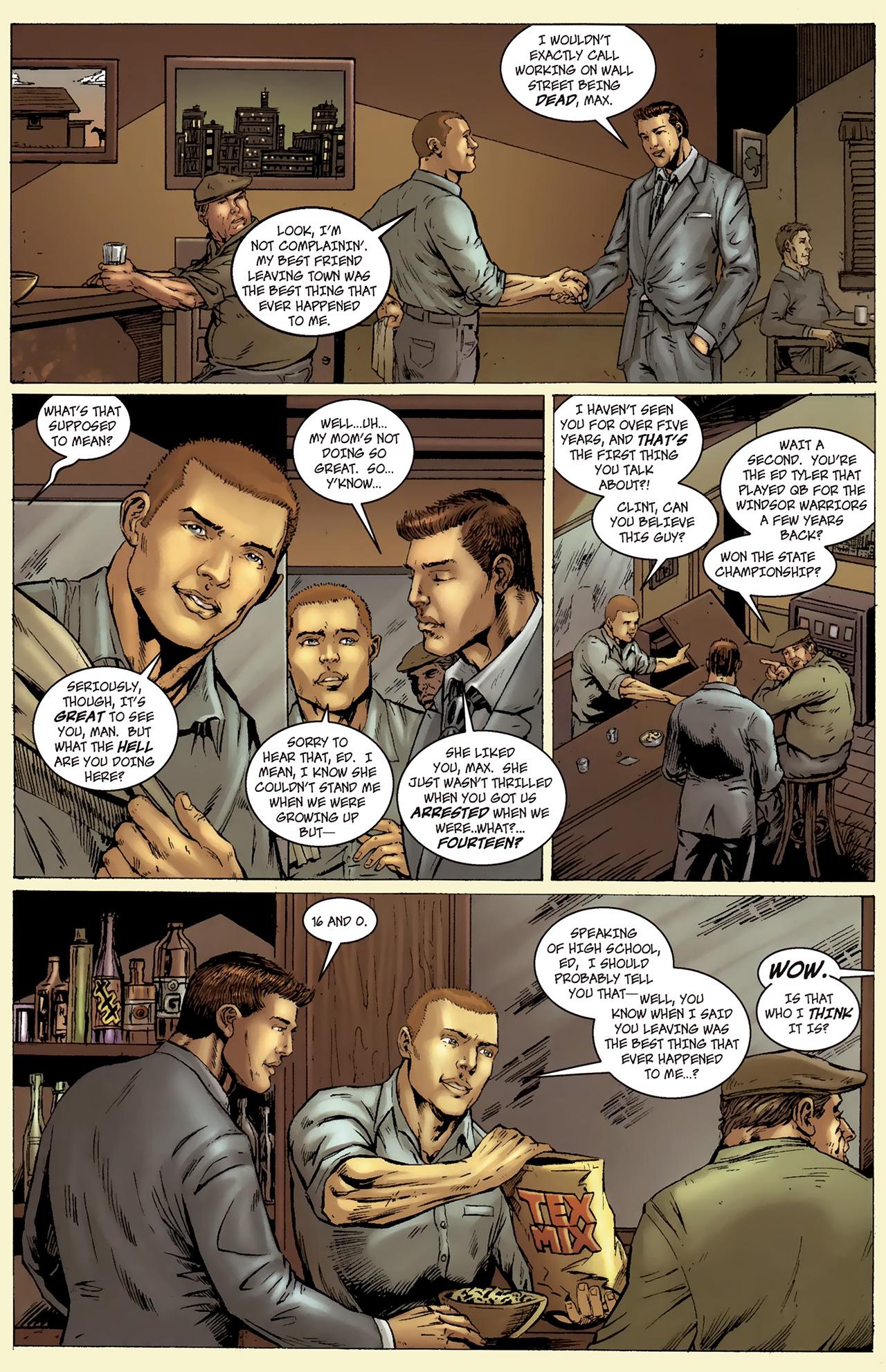 Read online Phoenix comic -  Issue #0 - 5