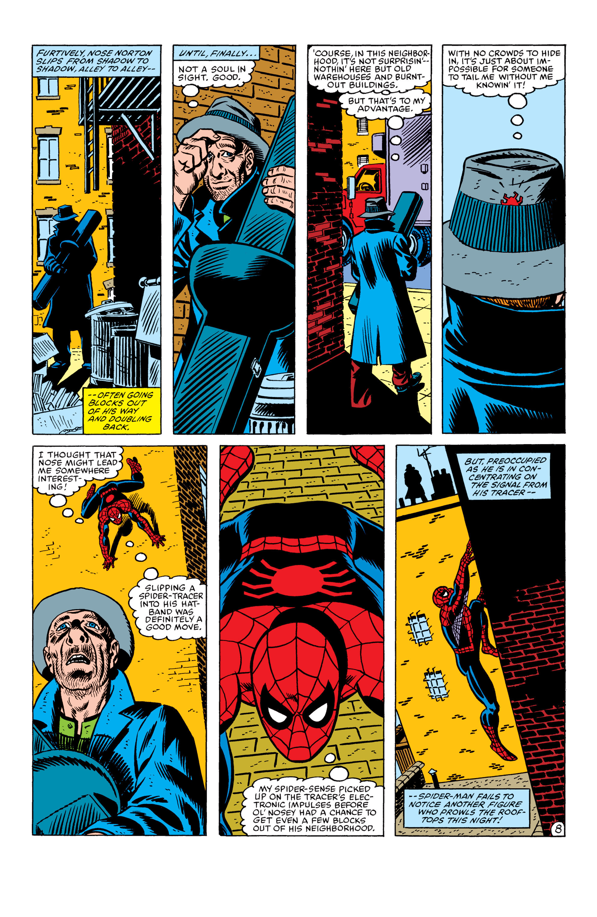 The Amazing Spider-Man (1963) 247 Page 8