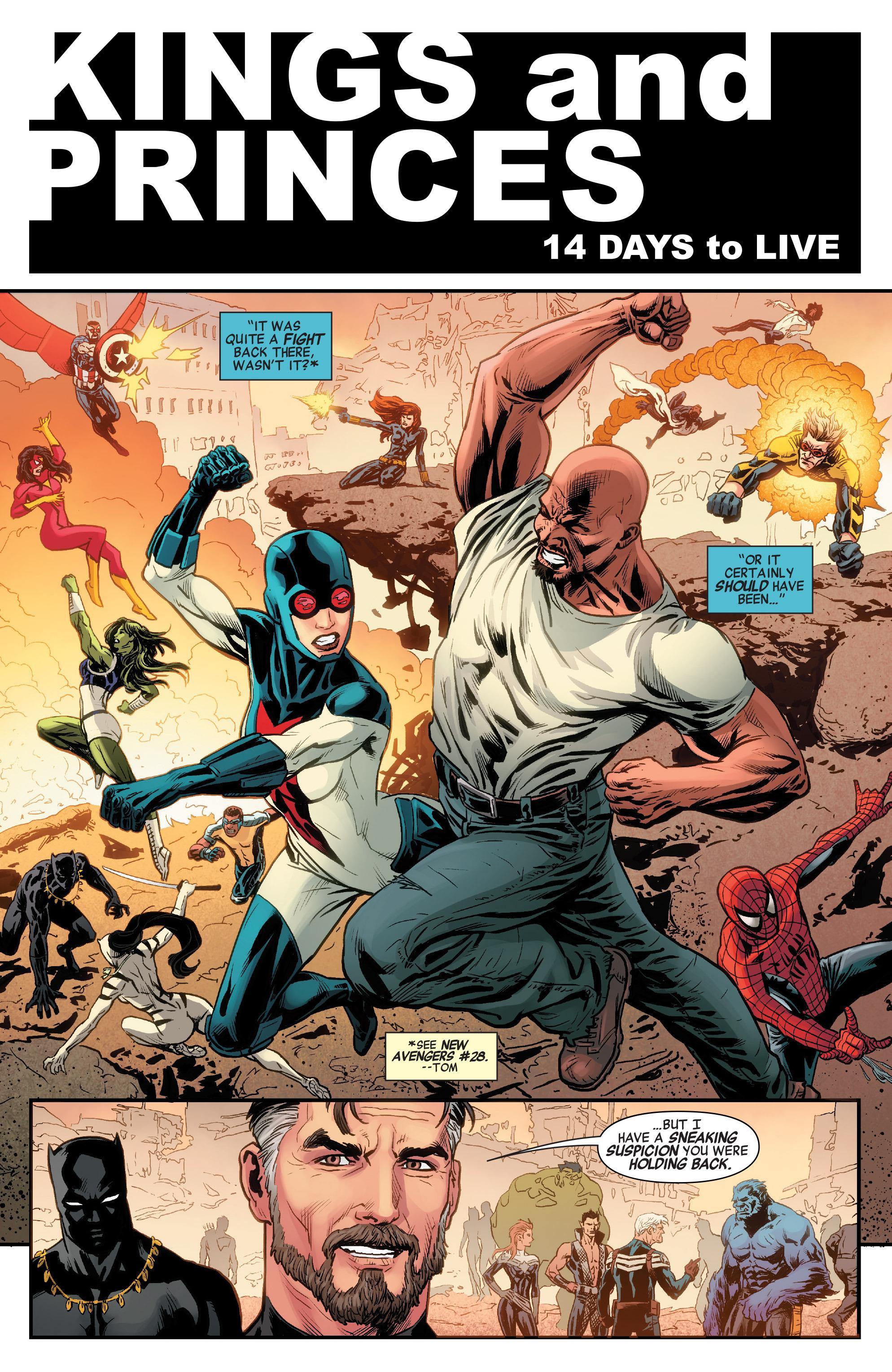 Read online Secret Wars: Last Days of the Marvel Universe comic -  Issue # TPB (Part 1) - 20