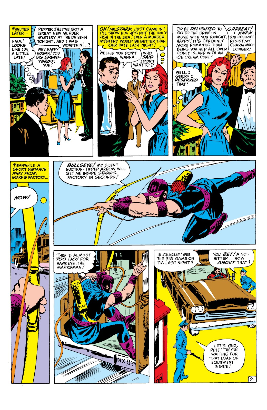 Read online Marvel Masterworks: The Invincible Iron Man comic -  Issue # TPB 2 (Part 2) - 10