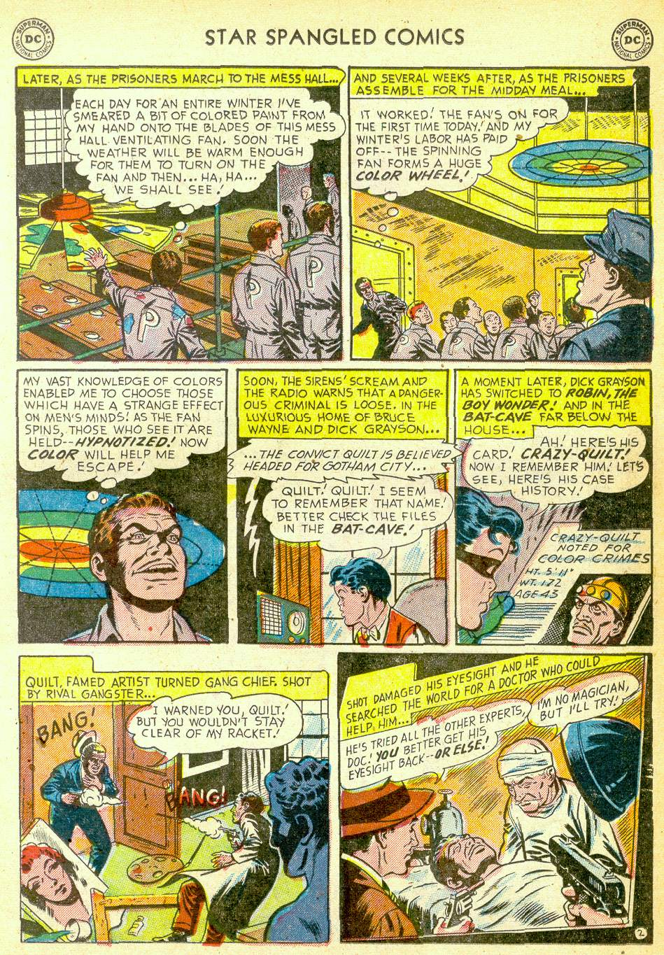 Star Spangled Comics (1941) issue 123 - Page 13