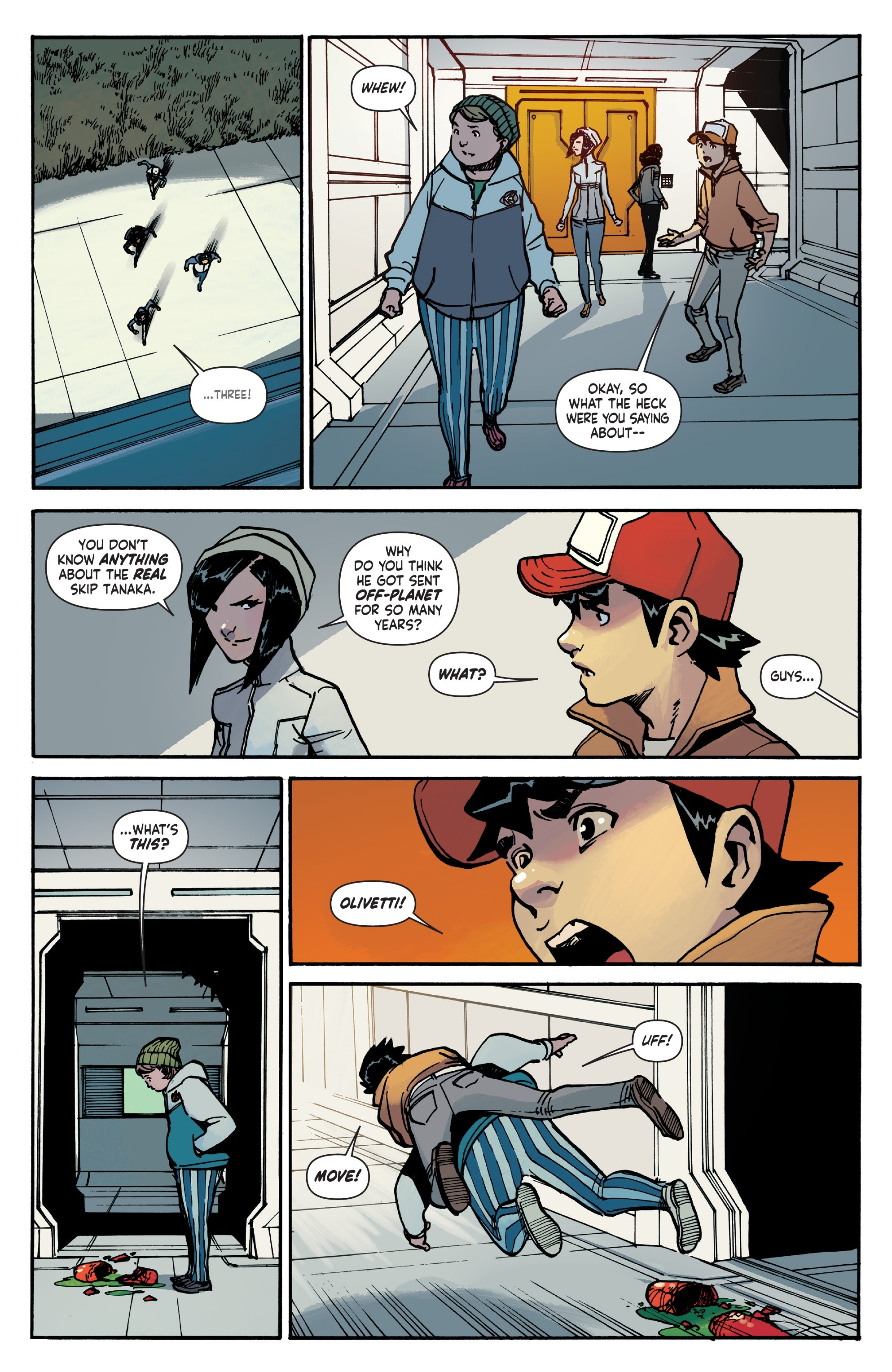 Mech Cadet Yu #_TPB_2 #15 - English 26