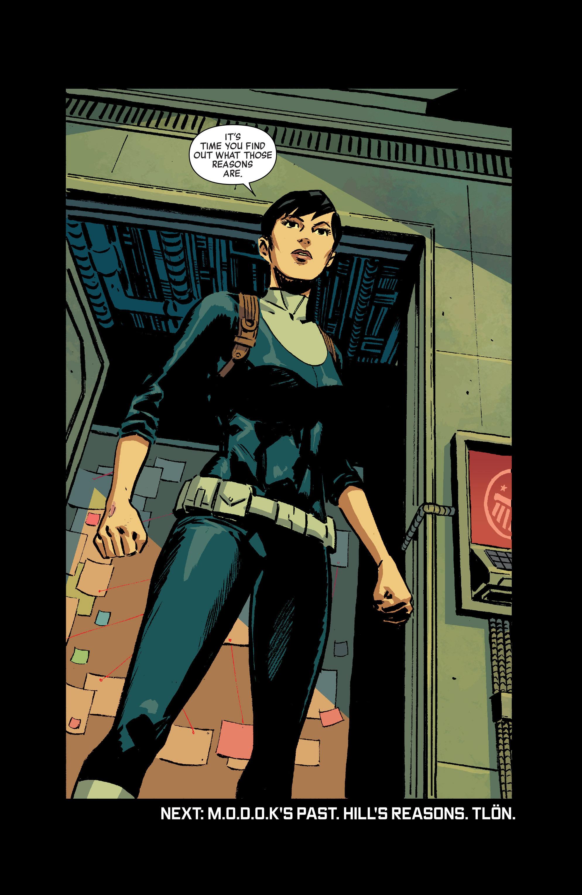 Read online Secret Avengers (2014) comic -  Issue #7 - 19