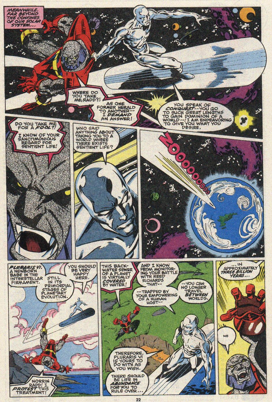 The New Warriors Issue #17 #21 - English 16