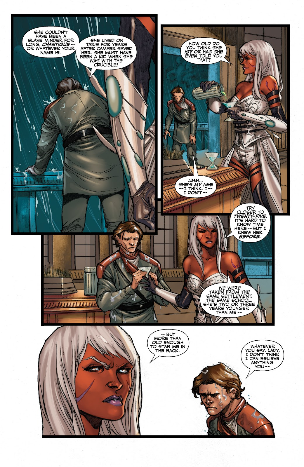 Read online Star Wars Legends: The Old Republic - Epic Collection comic -  Issue # TPB 3 (Part 2) - 94