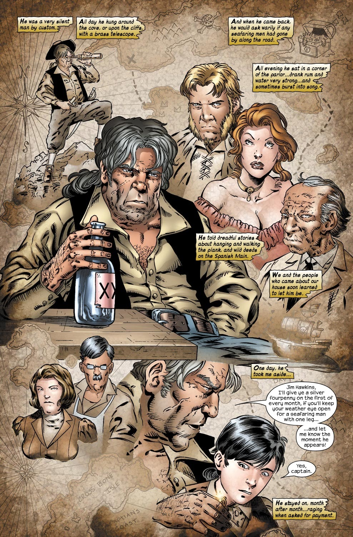 Read online Treasure Island comic -  Issue #1 - 4