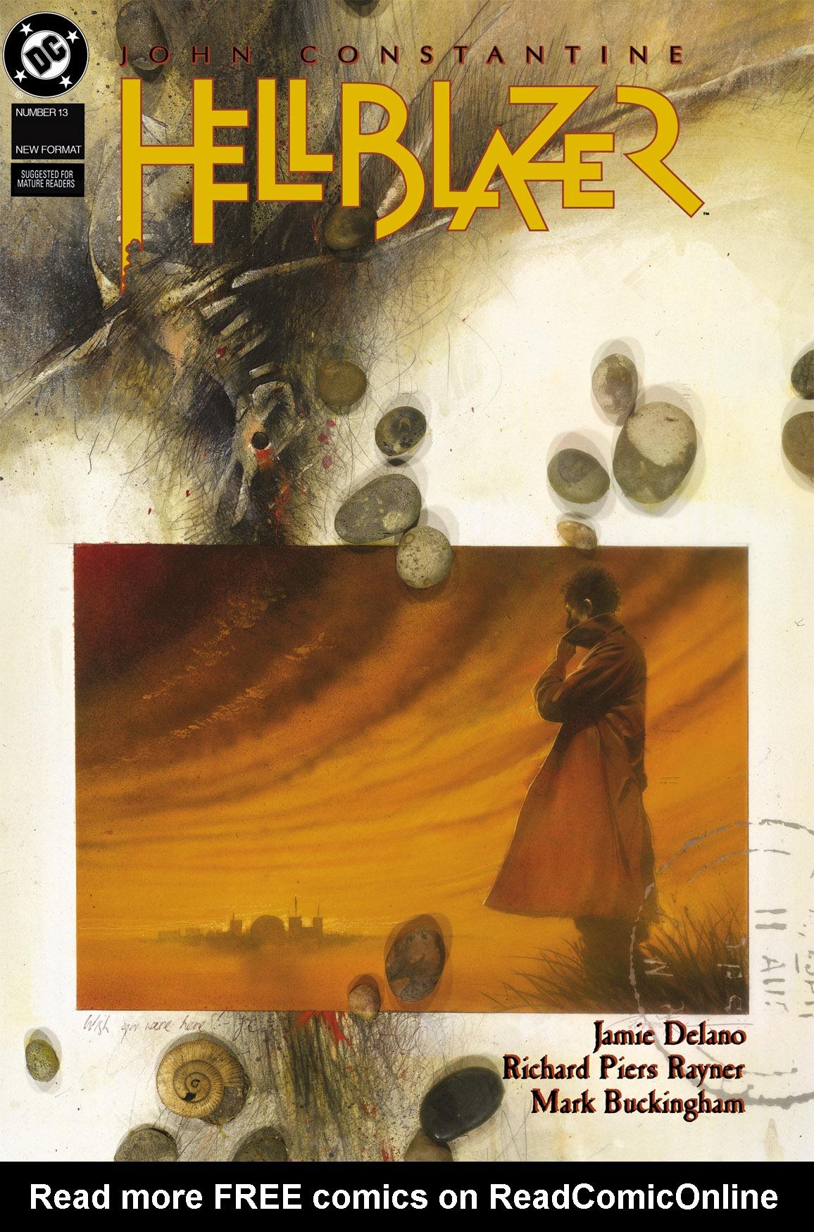 Hellblazer issue 13 - Page 1