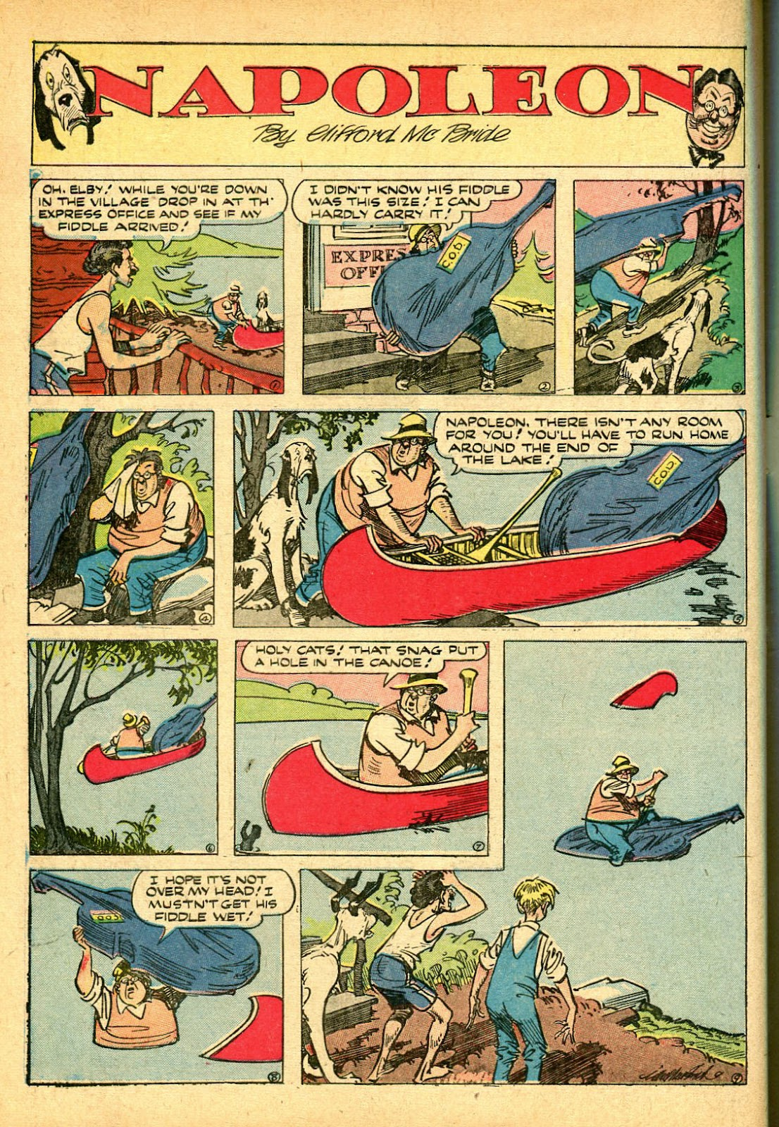 Read online Famous Funnies comic -  Issue #108 - 66