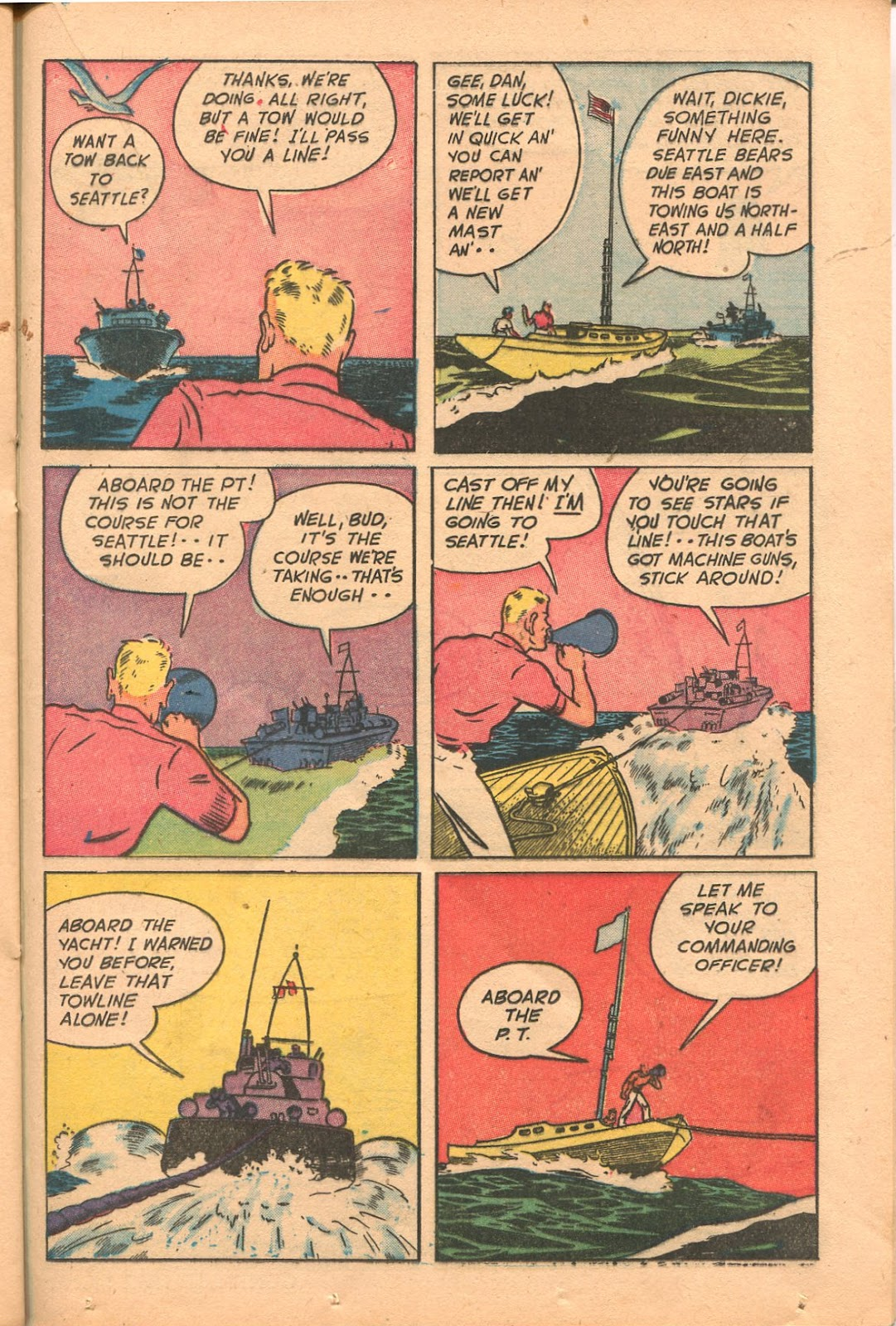 Read online Famous Funnies comic -  Issue #165 - 33