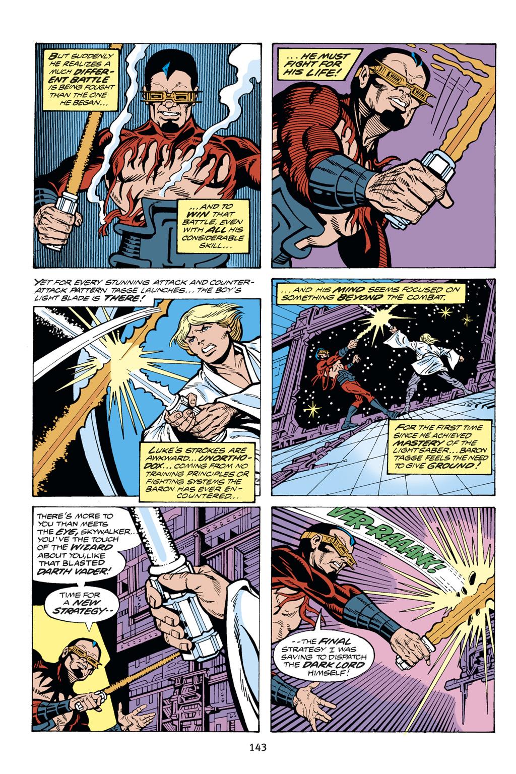 Read online Star Wars Omnibus comic -  Issue # Vol. 14 - 143