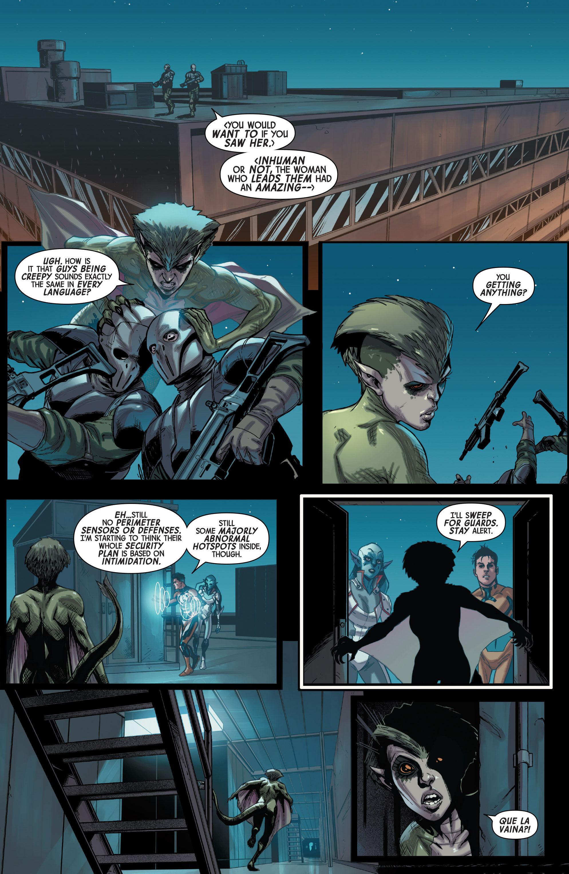 Read online All-New Inhumans comic -  Issue #3 - 12