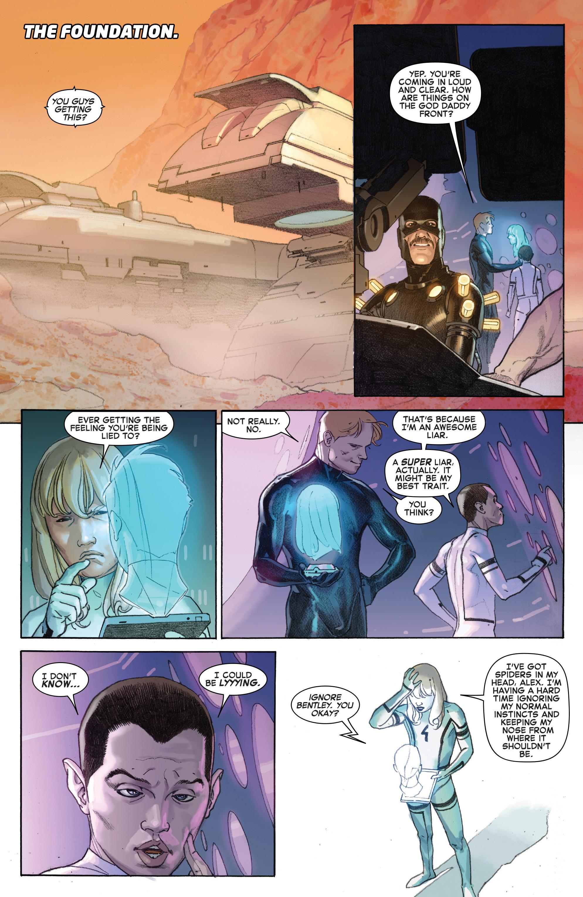 Read online Secret Wars comic -  Issue #6 - 8