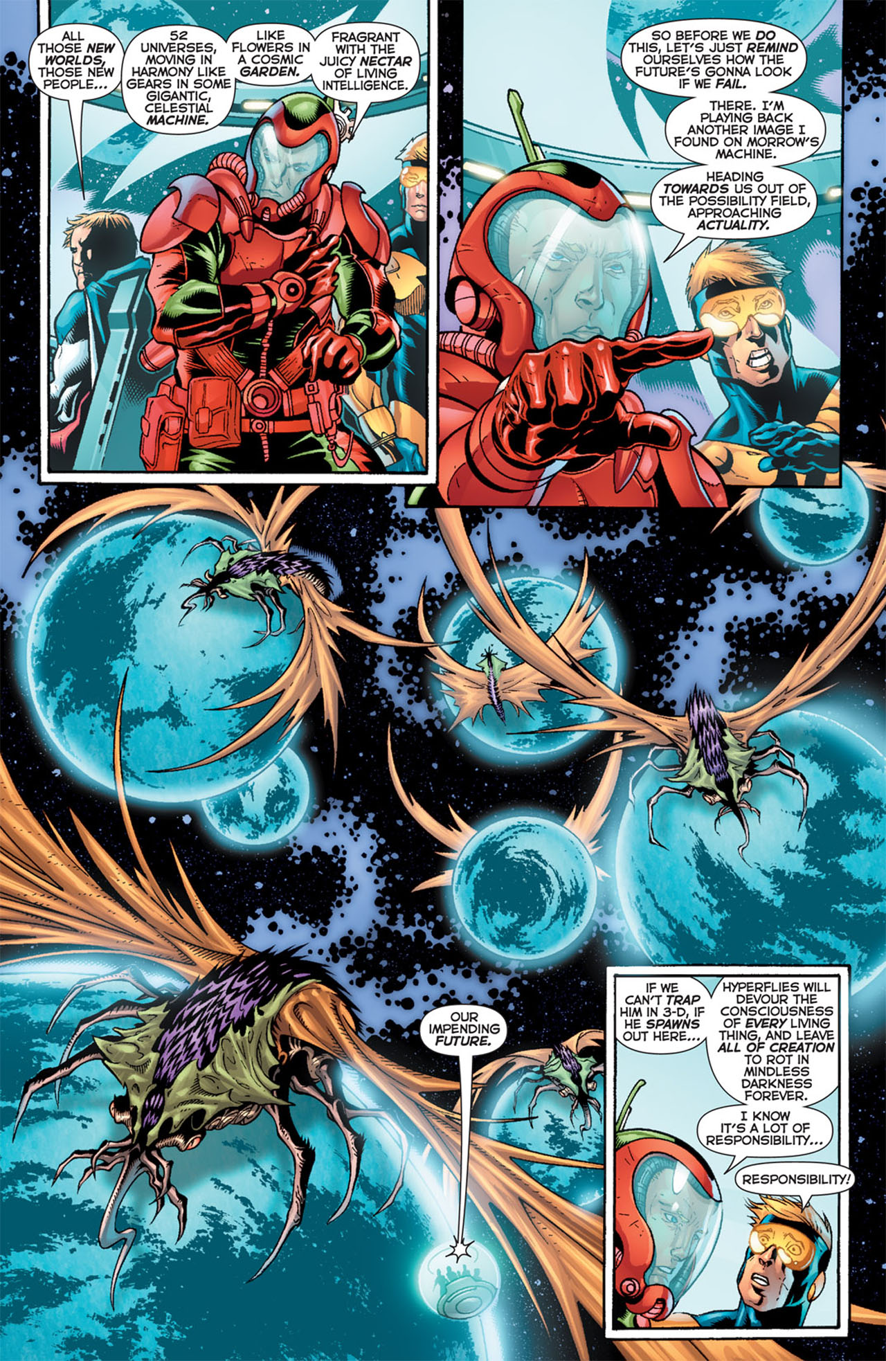 Read online 52 comic -  Issue #52 - 16