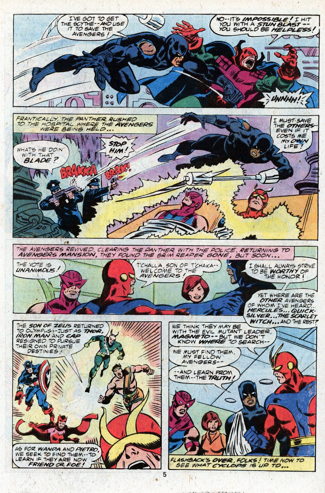 Marvel Triple Action (1972) issue 45 - Page 7
