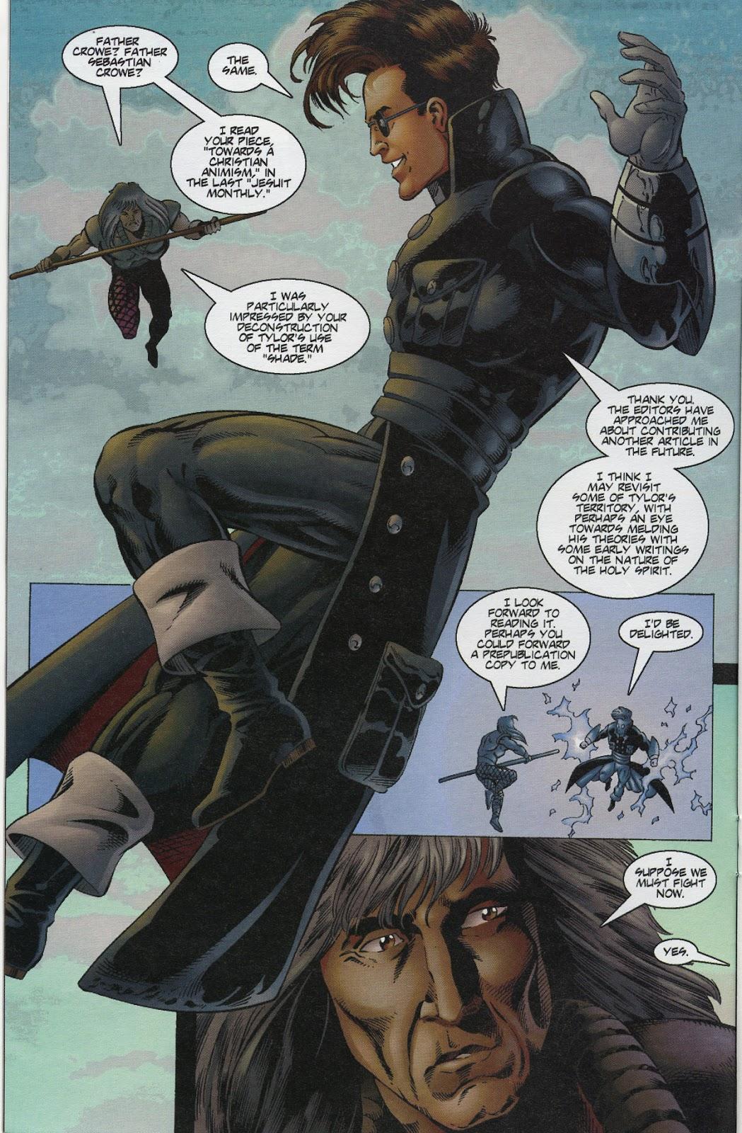 Warrior Nun Areala (1997) Issue #3 #3 - English 8