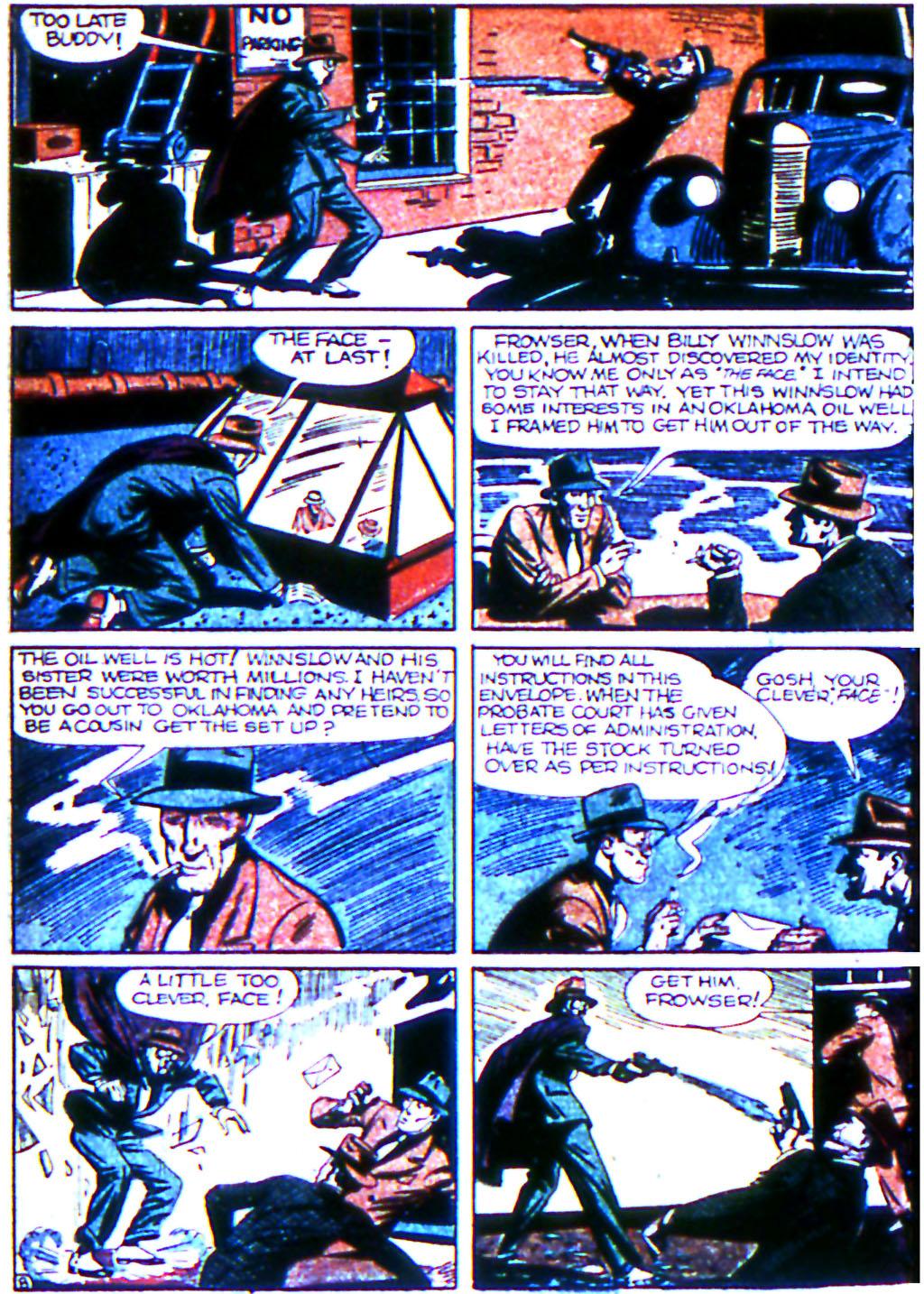 Read online Adventure Comics (1938) comic -  Issue #44 - 10