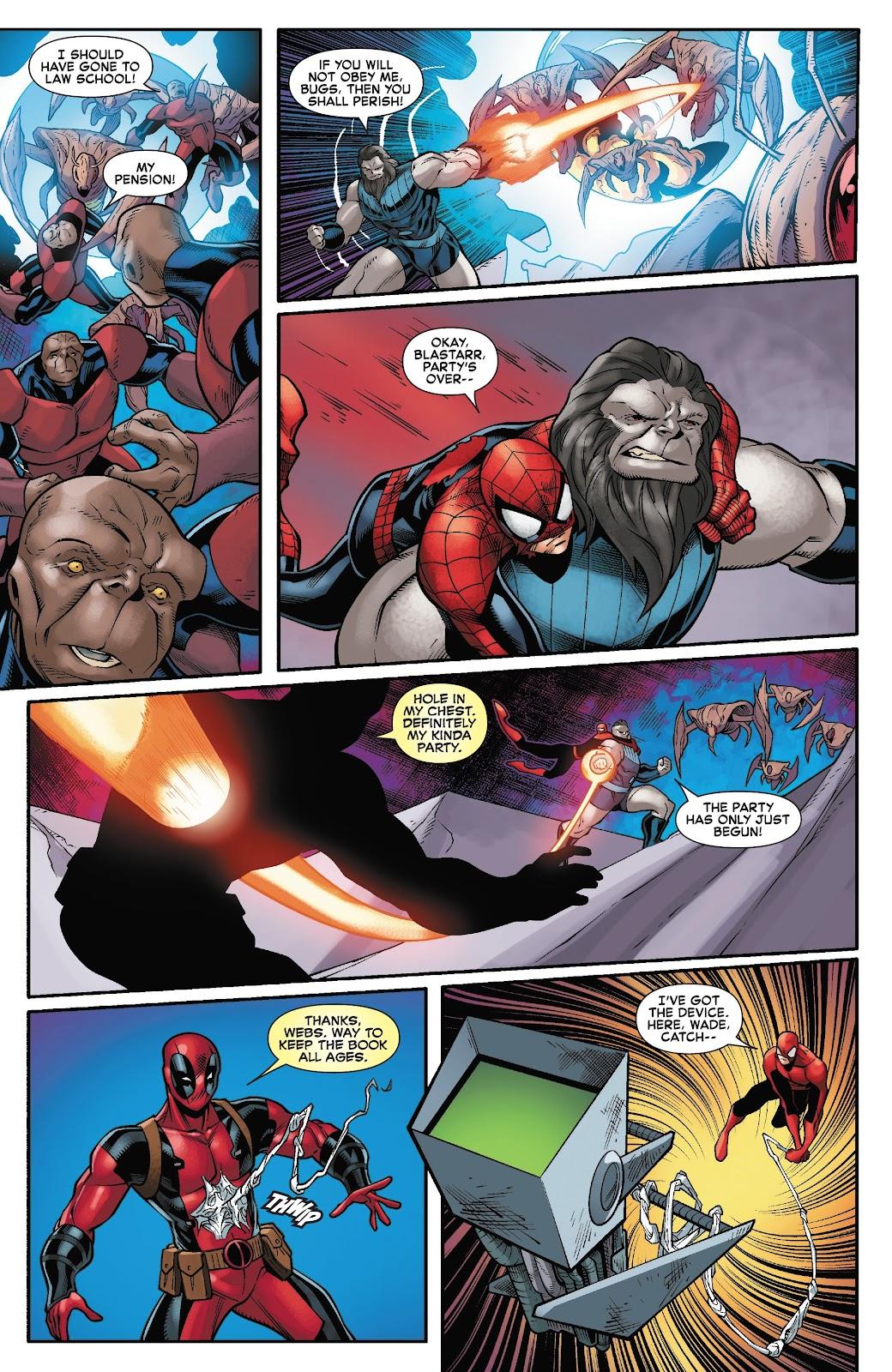 Read online Spider-Man/Deadpool comic -  Issue #45 - 17