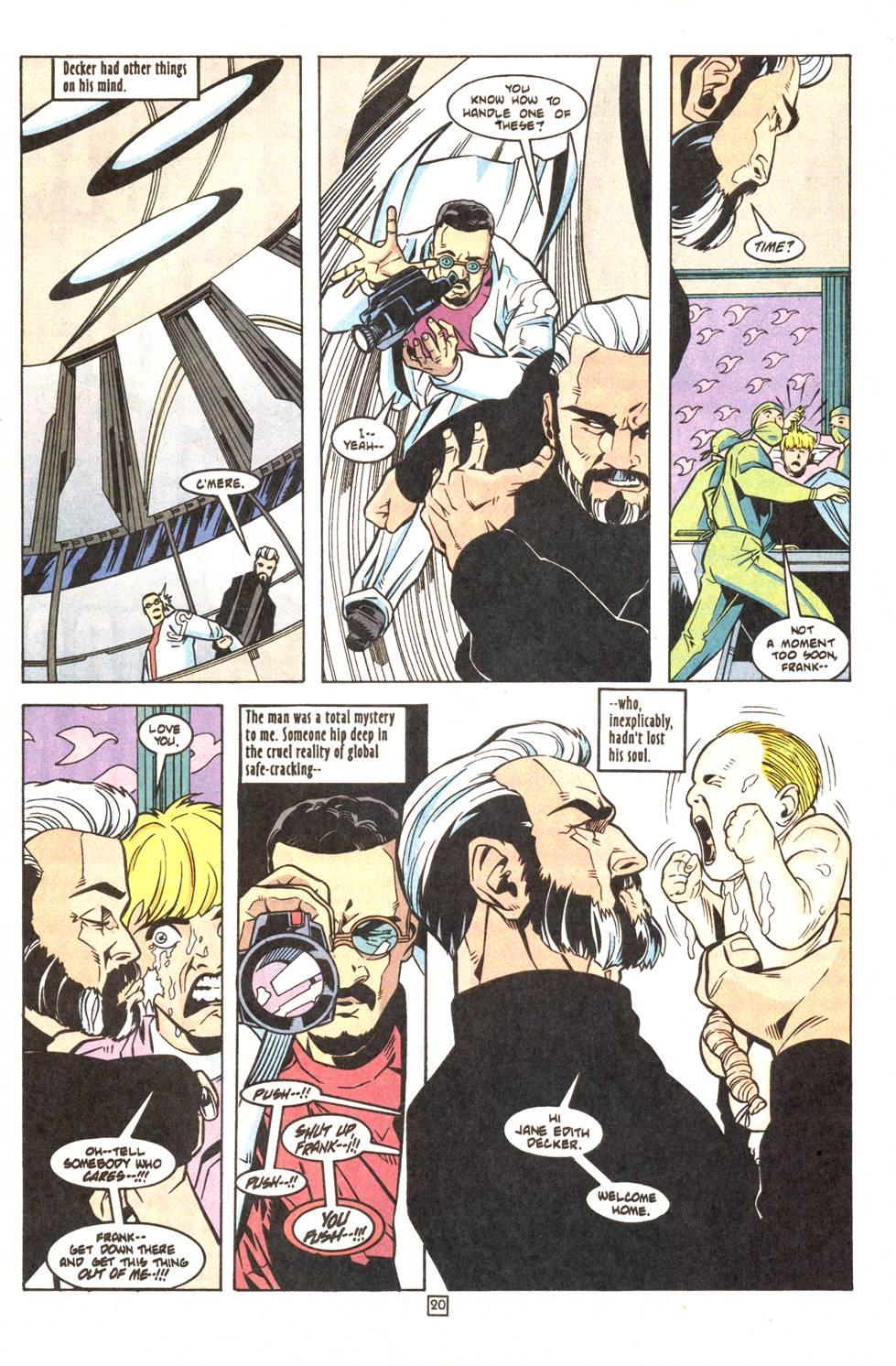 Read online Xero comic -  Issue #7 - 22