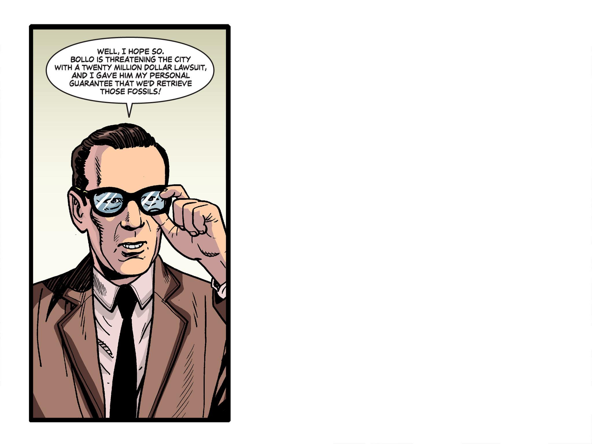 Read online Batman '66 Meets the Green Hornet [II] comic -  Issue #4 - 57