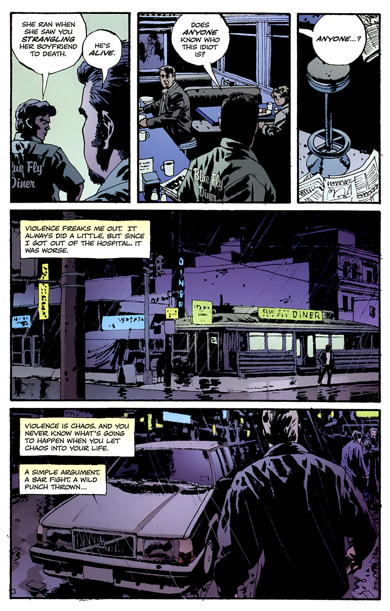 Read online Criminal (2008) comic -  Issue #4 - 14