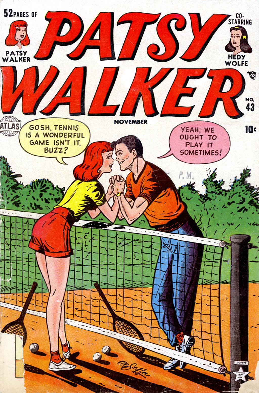 Patsy Walker 43 Page 1
