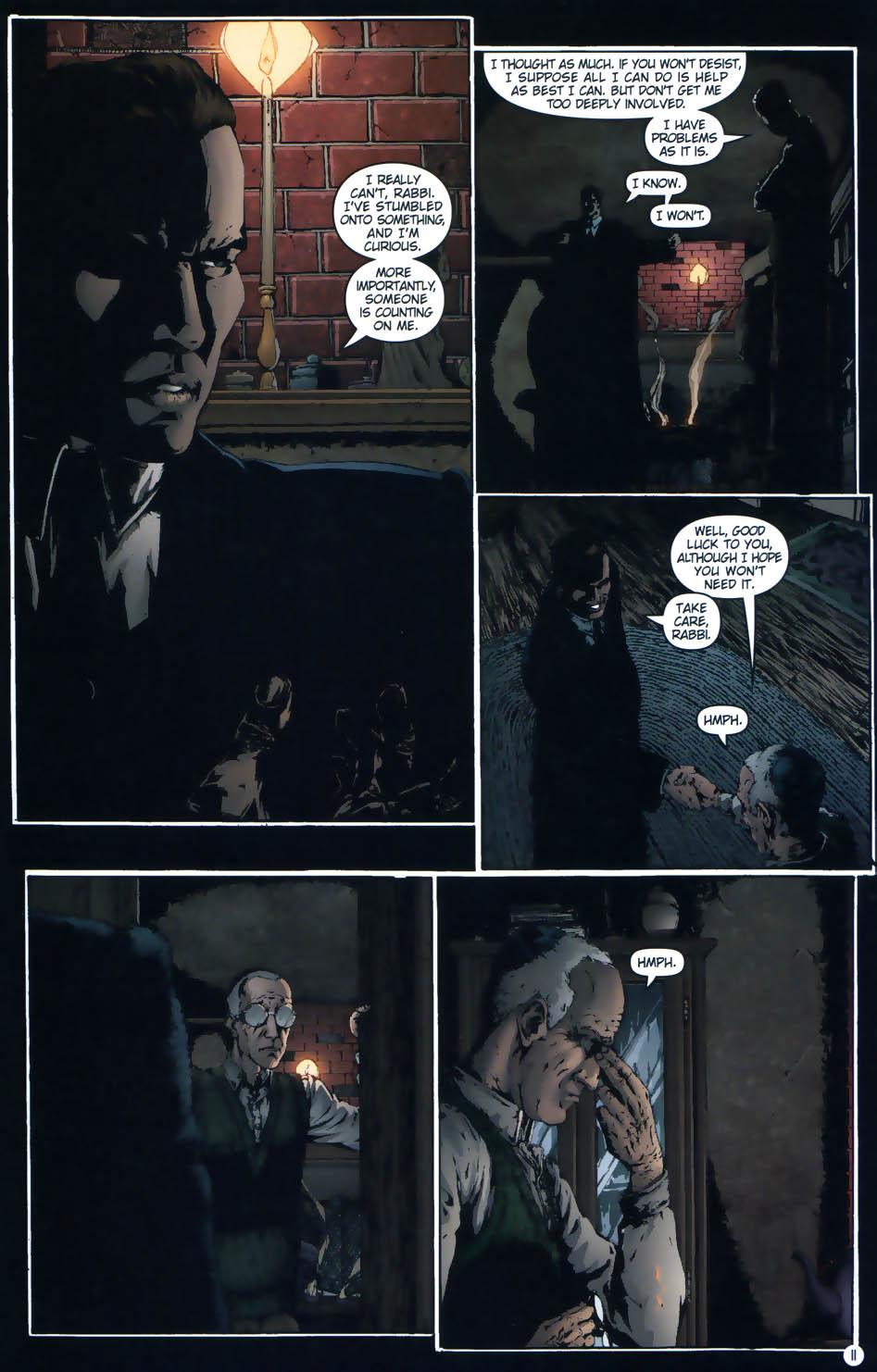 Read online Rex Mundi comic -  Issue #1 - 13
