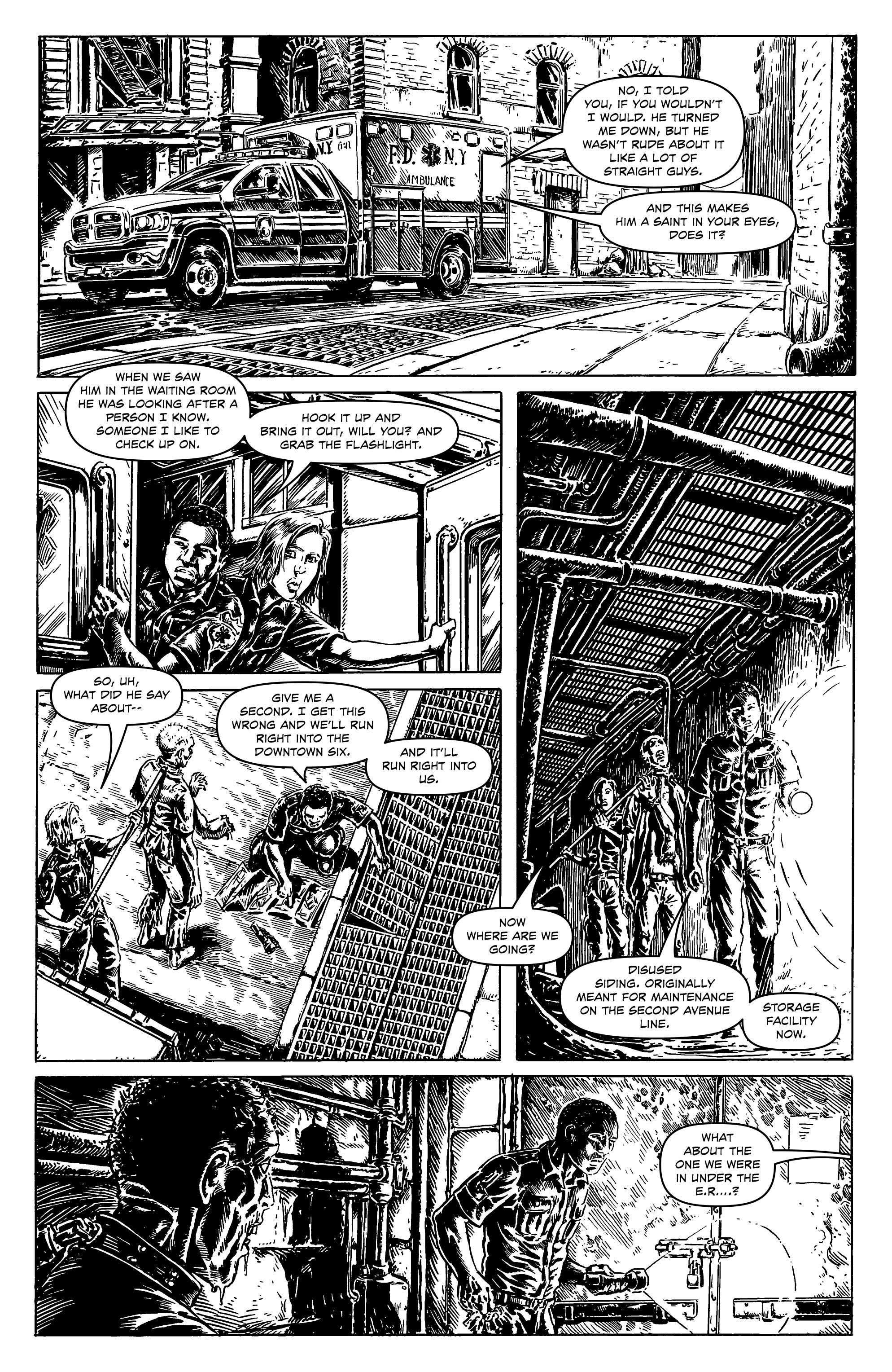 Read online Alan Moore's Cinema Purgatorio comic -  Issue #9 - 19