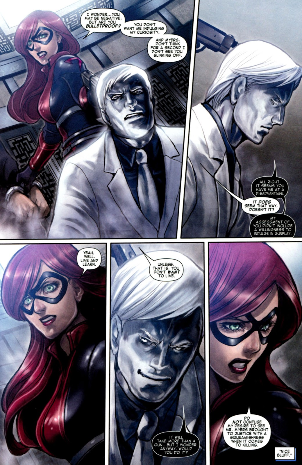Web of Spider-Man (2009) Issue #11 #11 - English 31