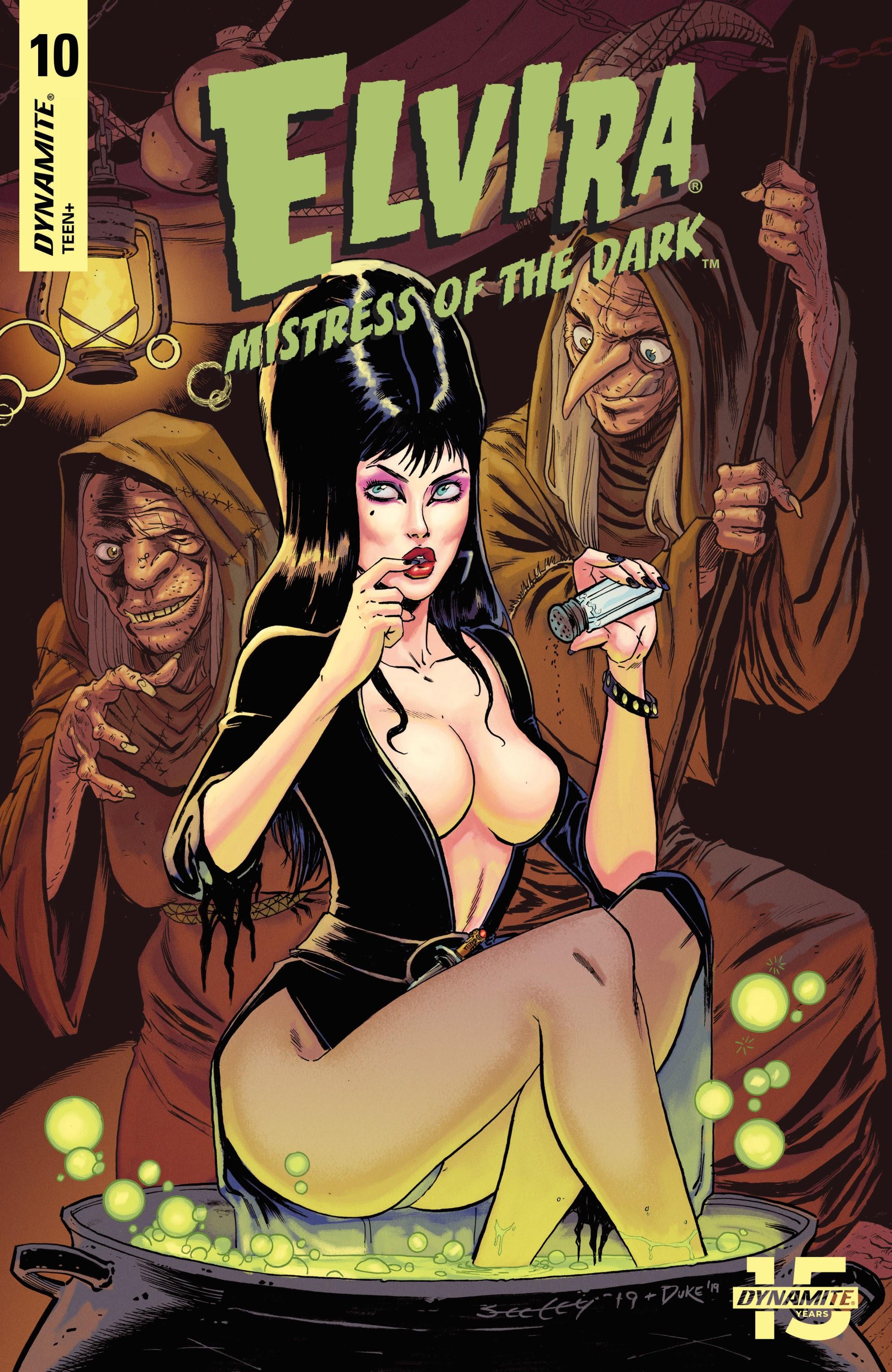 Elvira: Mistress of the Dark (2018) 10 Page 1