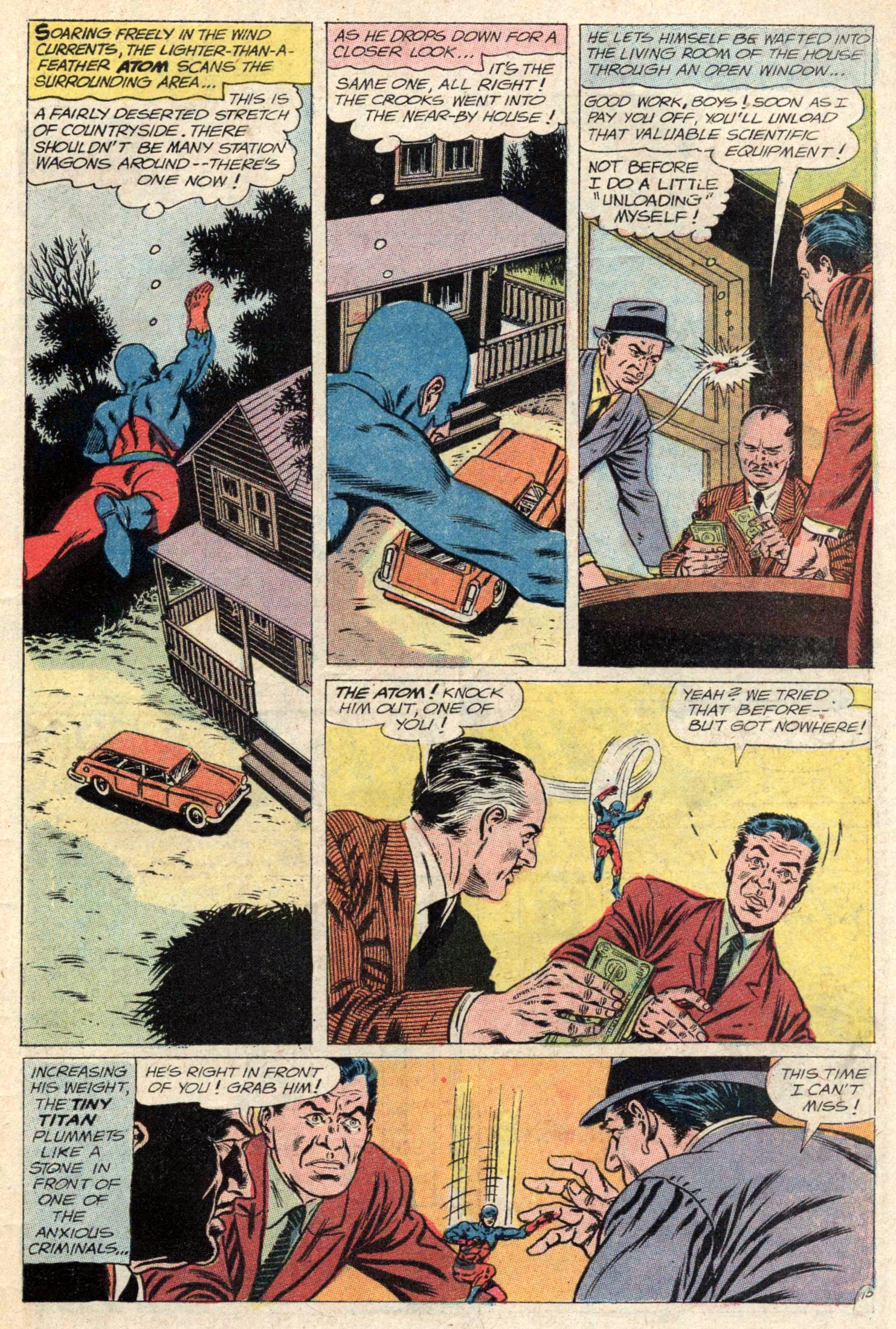 Action Comics (1938) 408 Page 43