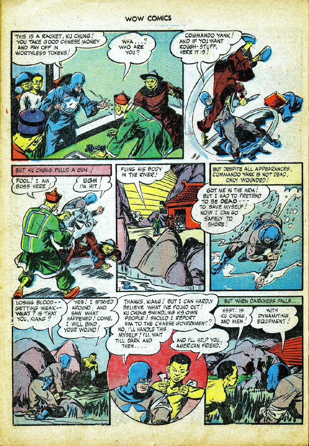 Wow Comics issue 57 - Page 46