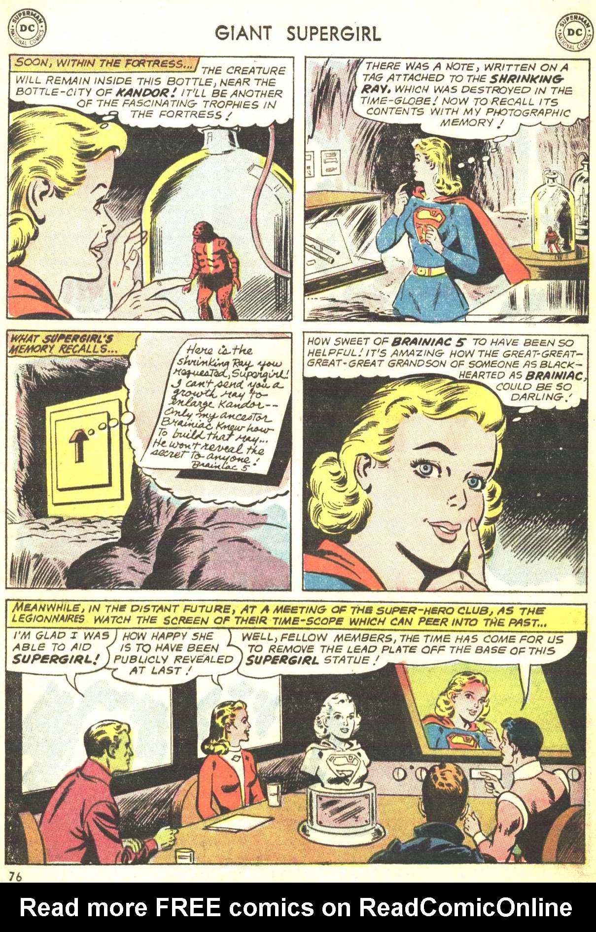Read online Action Comics (1938) comic -  Issue #360 - 75