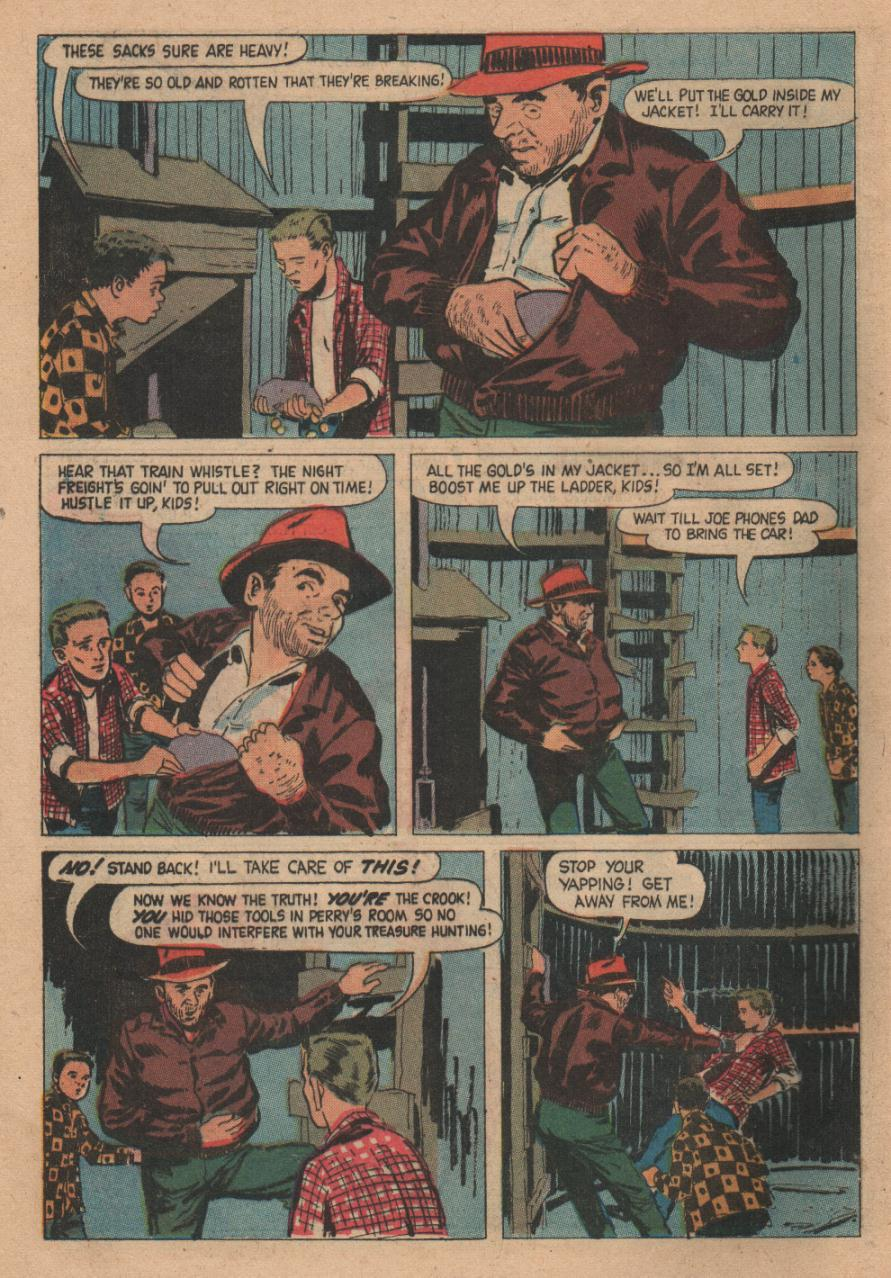 Four Color Comics issue 760 - Page 32