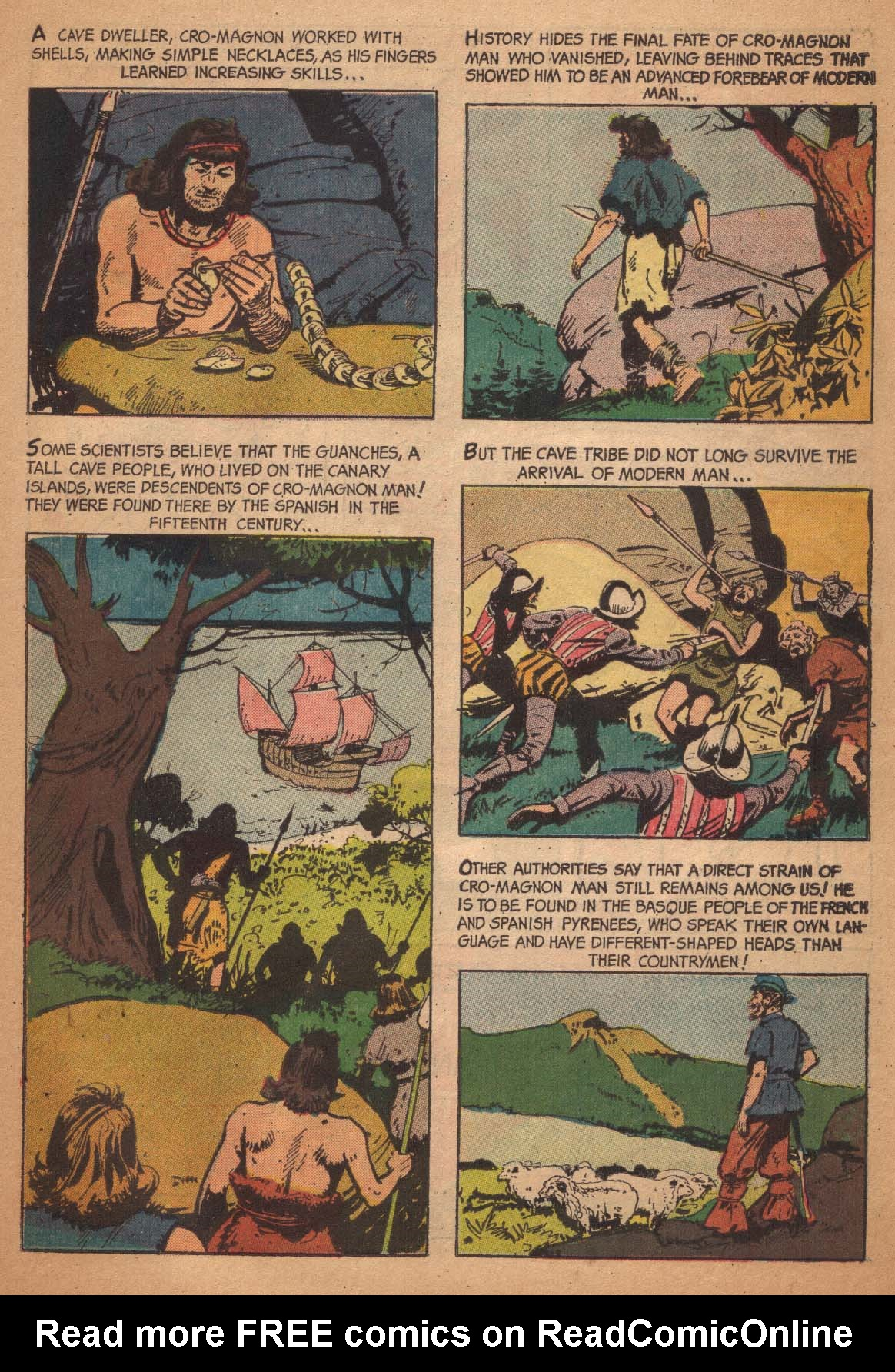 Read online Turok, Son of Stone comic -  Issue #47 - 23