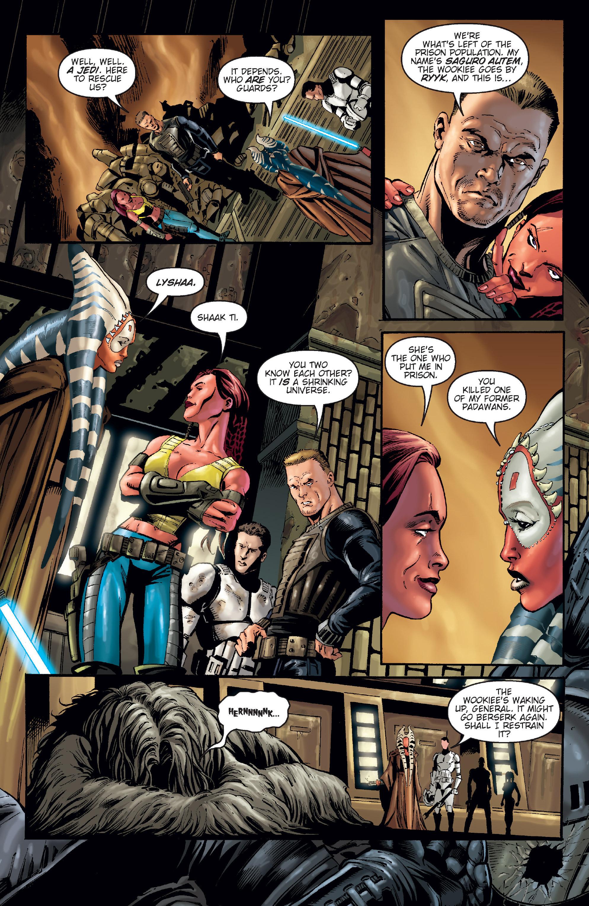 Read online Star Wars Omnibus comic -  Issue # Vol. 24 - 198