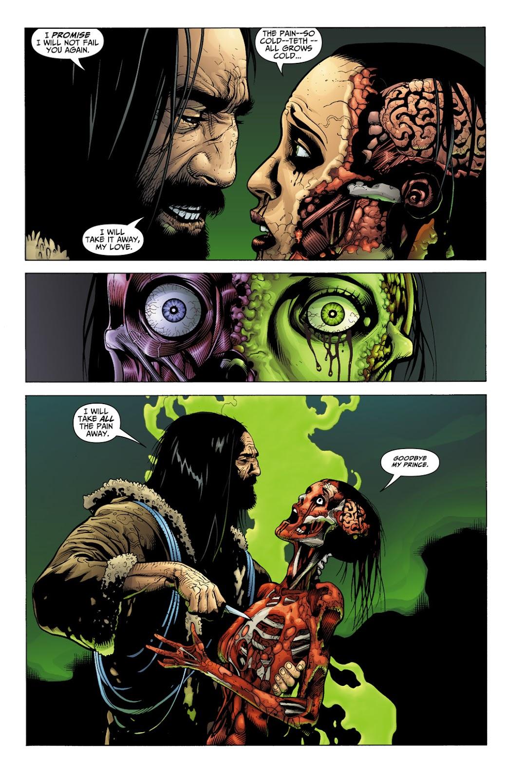 Black Adam: The Dark Age issue 2 - Page 6