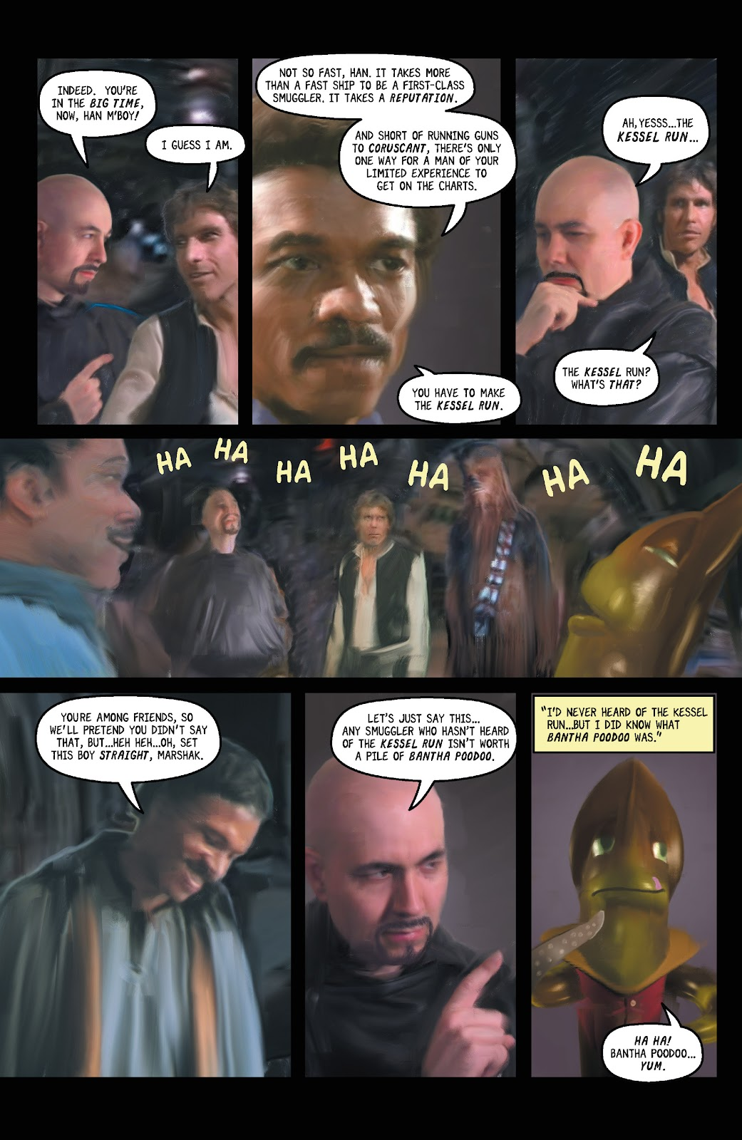 Read online Star Wars Legends Epic Collection: The Empire comic -  Issue # TPB 5 (Part 5) - 36