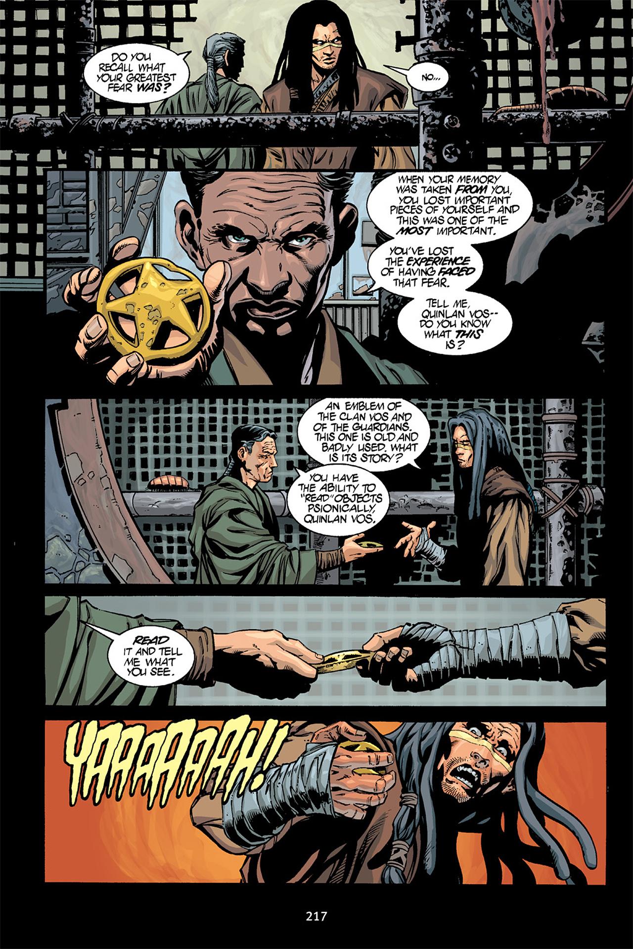 Read online Star Wars Omnibus comic -  Issue # Vol. 15 - 214
