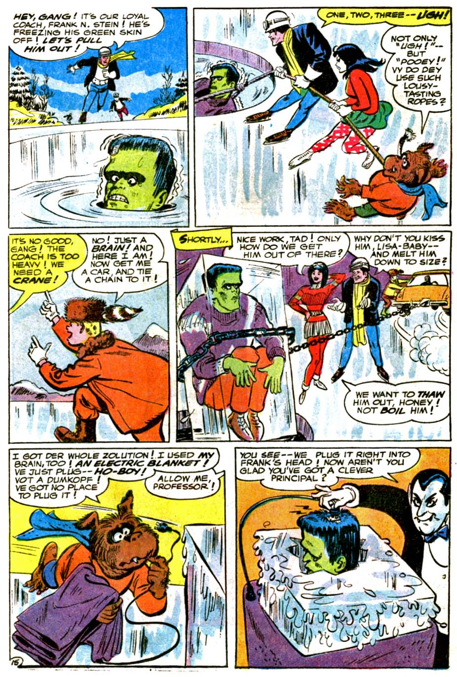 The Adventures of Bob Hope issue 97 - Page 21