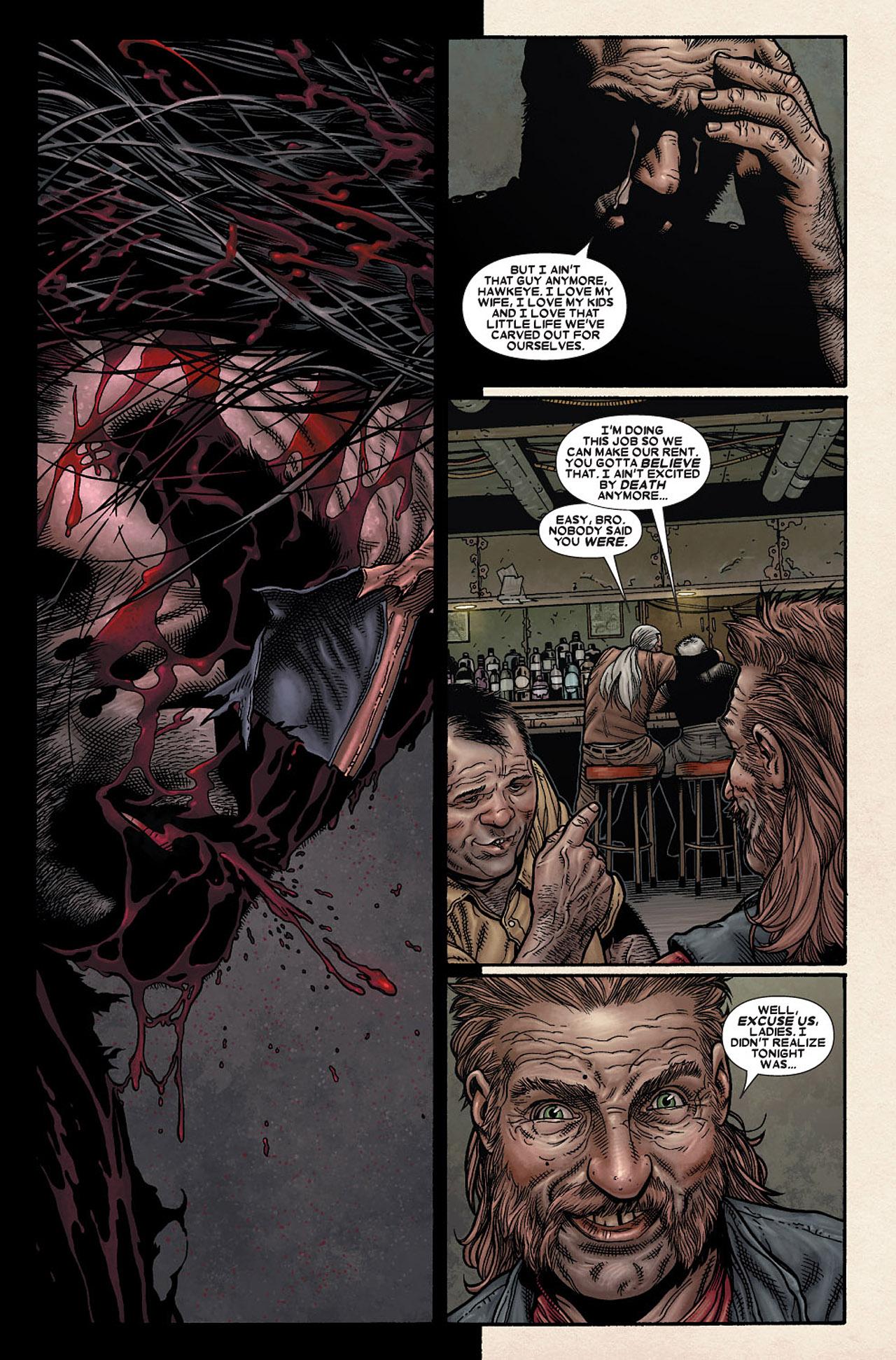 Read online Wolverine: Old Man Logan comic -  Issue # Full - 88